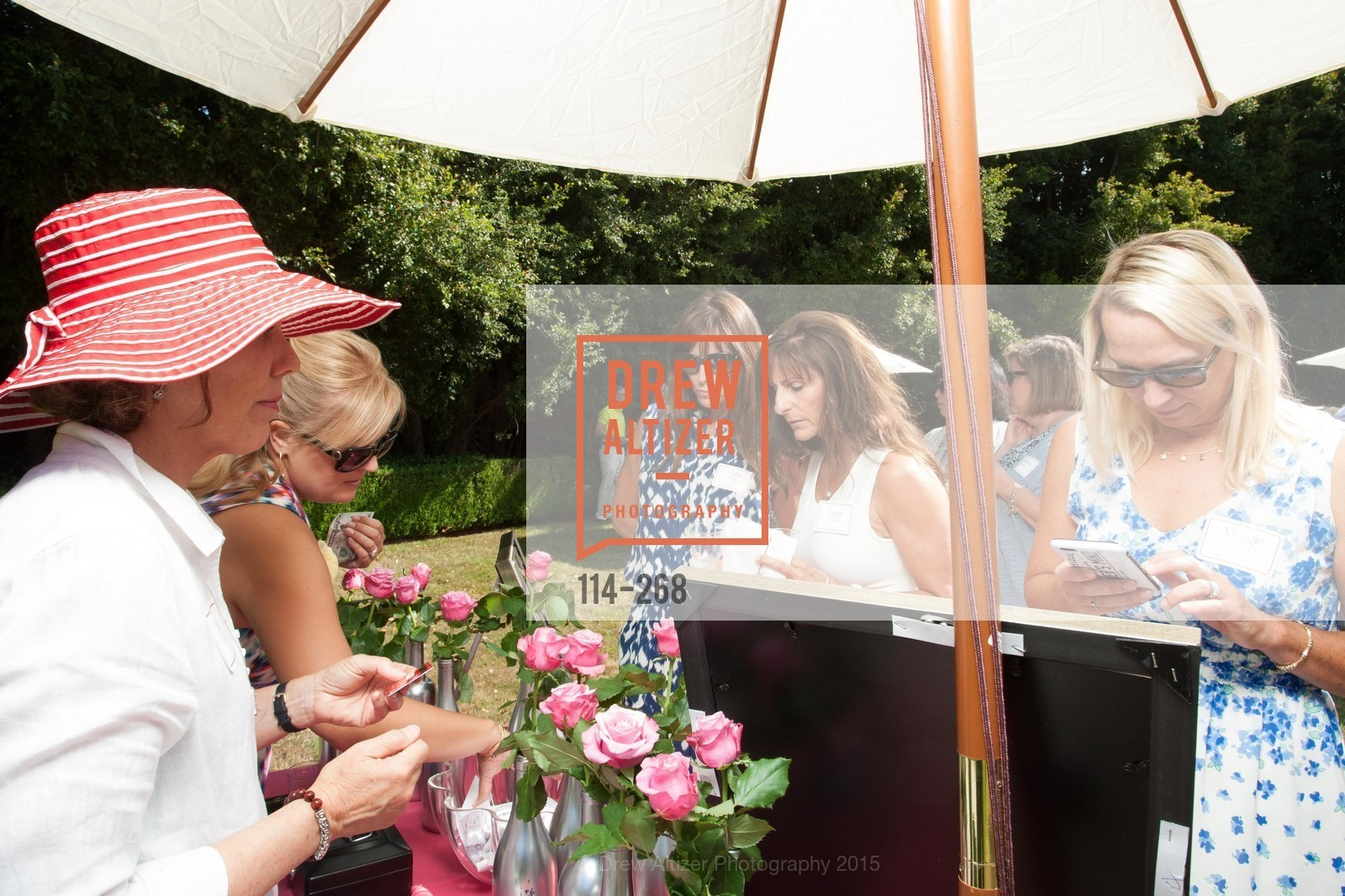 Cathy Mendez, Angie Galatolo, CASA of San Mateo County Auxiliary's Annual Garden Party, 2135 Ralston Avenue, August 30th, 2015,Drew Altizer, Drew Altizer Photography, full-service agency, private events, San Francisco photographer, photographer california