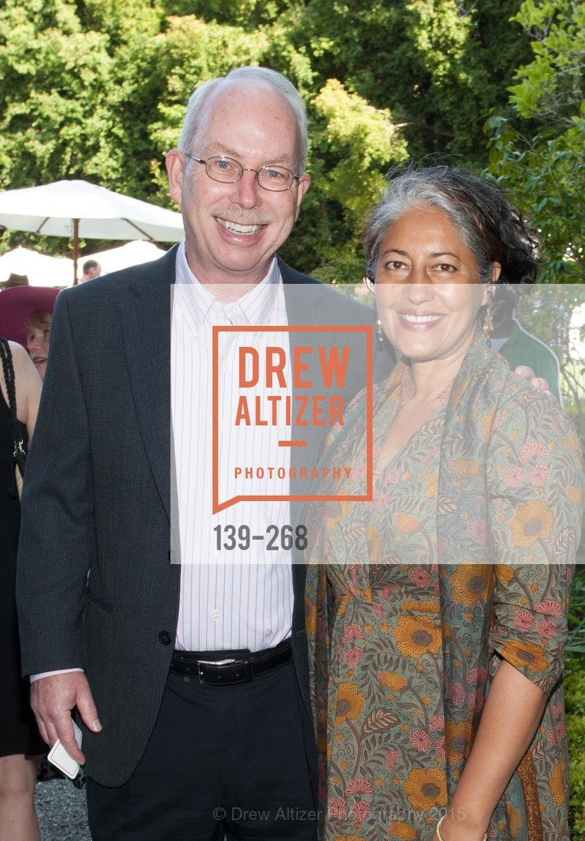 Brian Suckow, MInty Sidhu, CASA of San Mateo County Auxiliary's Annual Garden Party, 2135 Ralston Avenue, August 30th, 2015,Drew Altizer, Drew Altizer Photography, full-service agency, private events, San Francisco photographer, photographer california