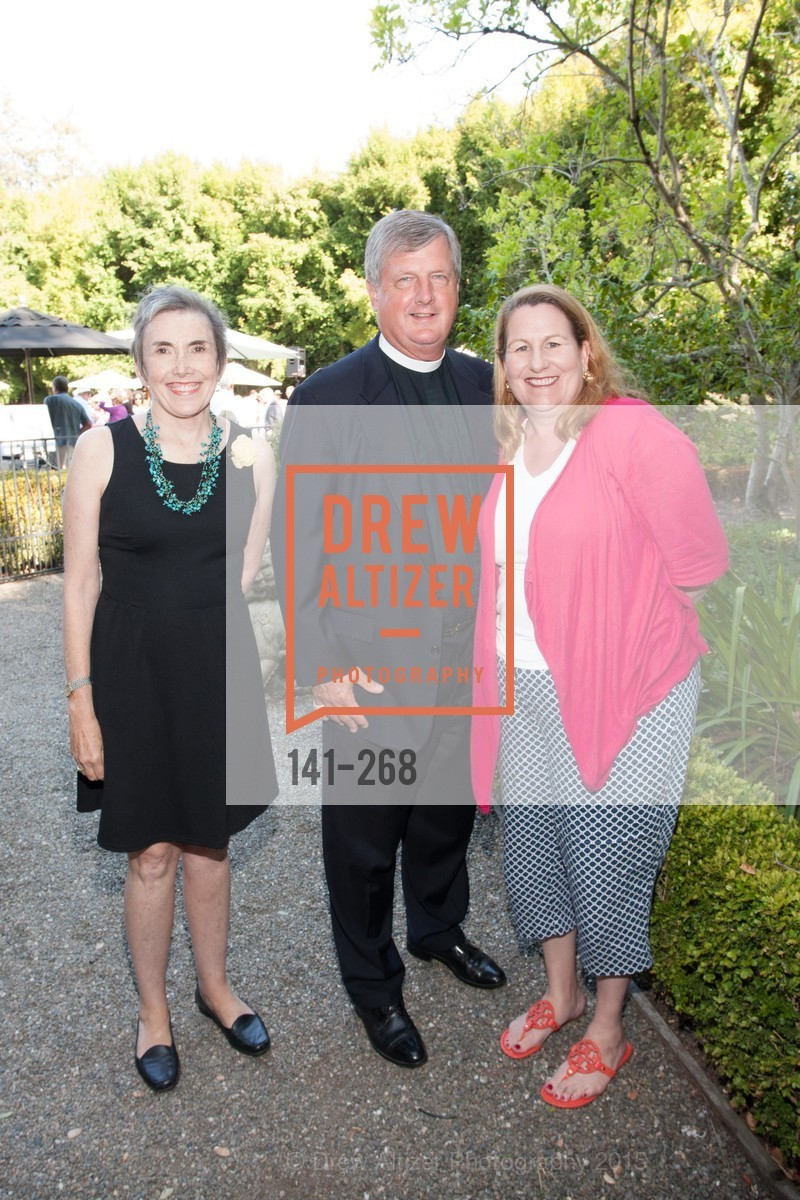 Judy Stephenson, Erik Hines, Anne Hines, CASA of San Mateo County Auxiliary's Annual Garden Party, 2135 Ralston Avenue, August 30th, 2015,Drew Altizer, Drew Altizer Photography, full-service agency, private events, San Francisco photographer, photographer california