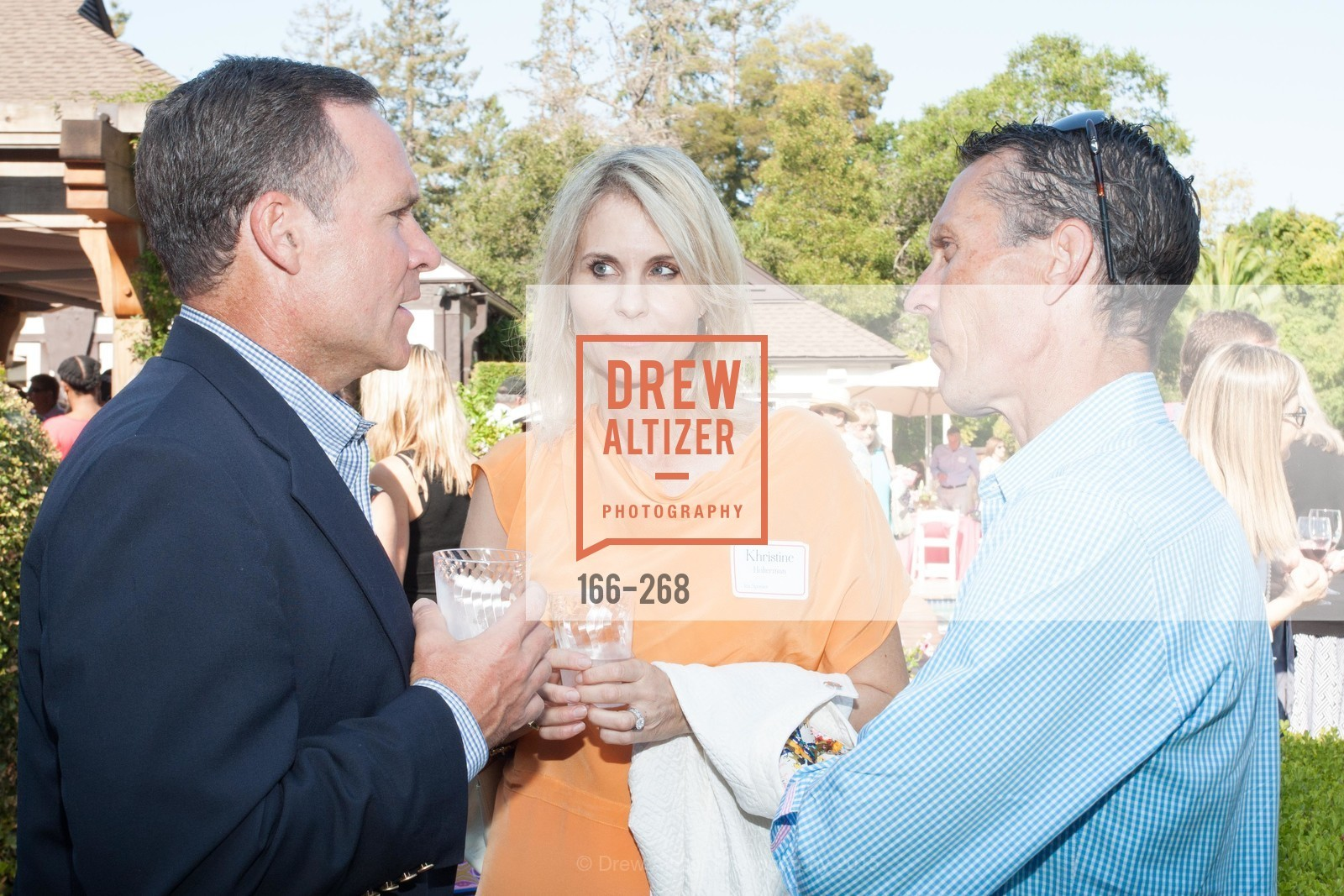 Khristine Holterman, CASA of San Mateo County Auxiliary's Annual Garden Party, 2135 Ralston Avenue, August 30th, 2015,Drew Altizer, Drew Altizer Photography, full-service agency, private events, San Francisco photographer, photographer california