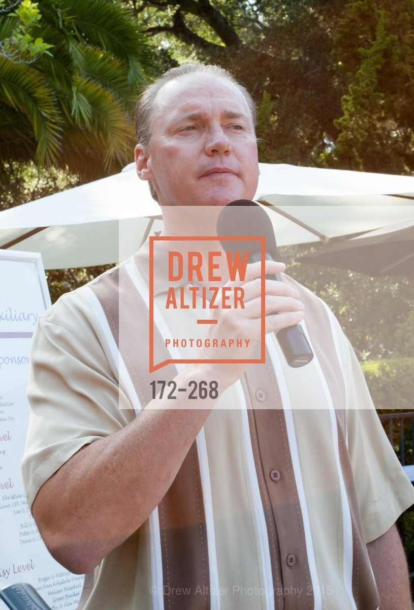 Ron Galatolo, CASA of San Mateo County Auxiliary's Annual Garden Party, 2135 Ralston Avenue, August 30th, 2015,Drew Altizer, Drew Altizer Photography, full-service agency, private events, San Francisco photographer, photographer california