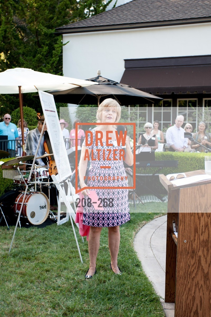 Pat Miljanich, CASA of San Mateo County Auxiliary's Annual Garden Party, 2135 Ralston Avenue, August 30th, 2015,Drew Altizer, Drew Altizer Photography, full-service agency, private events, San Francisco photographer, photographer california