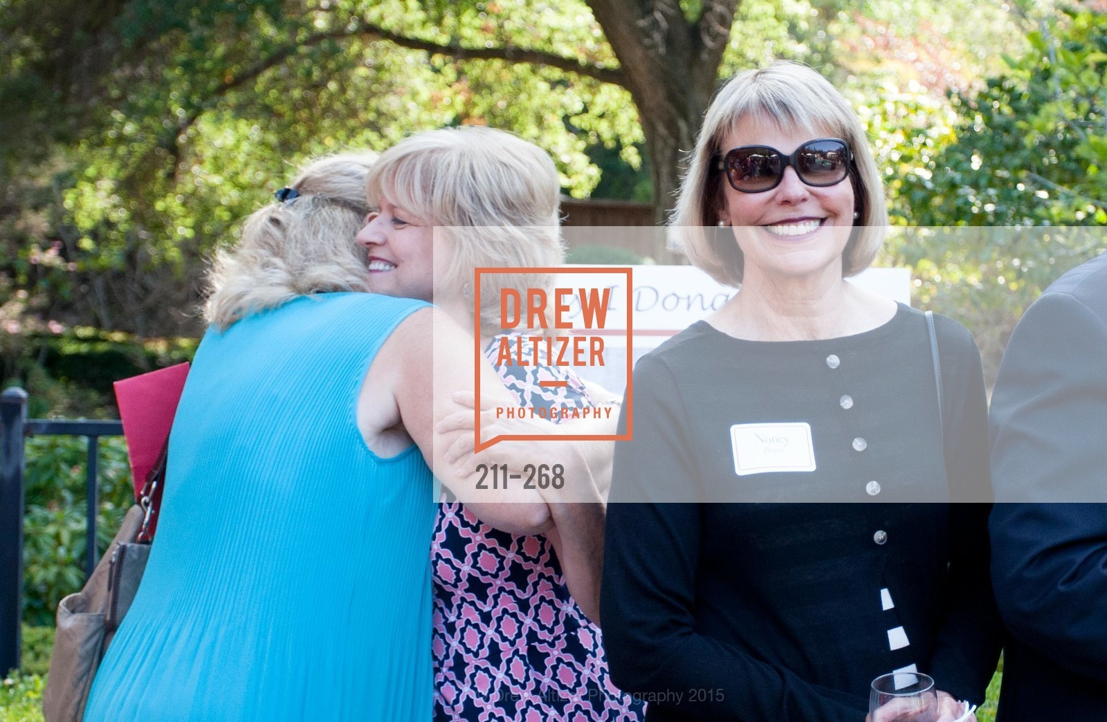 Nancy Player, CASA of San Mateo County Auxiliary's Annual Garden Party, 2135 Ralston Avenue, August 30th, 2015,Drew Altizer, Drew Altizer Photography, full-service agency, private events, San Francisco photographer, photographer california