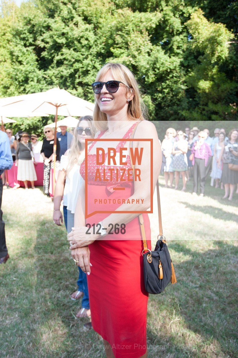 Brigitte Greenstone, CASA of San Mateo County Auxiliary's Annual Garden Party, 2135 Ralston Avenue, August 30th, 2015,Drew Altizer, Drew Altizer Photography, full-service agency, private events, San Francisco photographer, photographer california