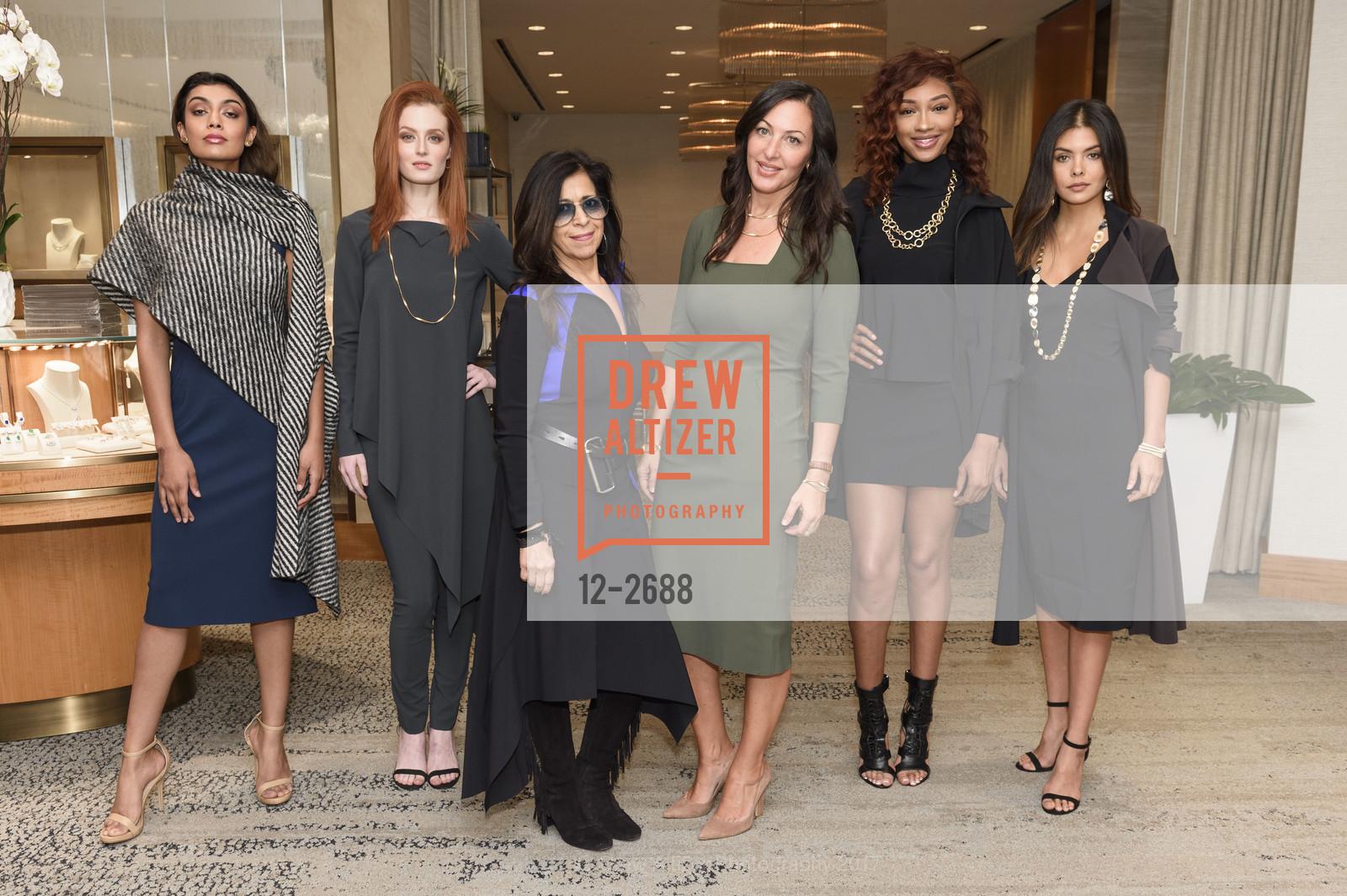 Ghazal Gill, Moana Holden, Maria Pinto, Deborah Cohen, Imani Walton, Leah Morris, Photo #12-2688