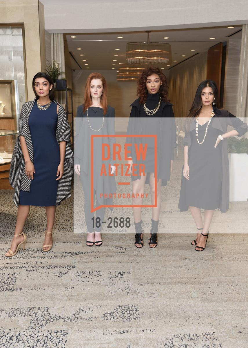 Ghazal Gill, Moana Holden, Imani Walton, Leah Morris, Photo #18-2688