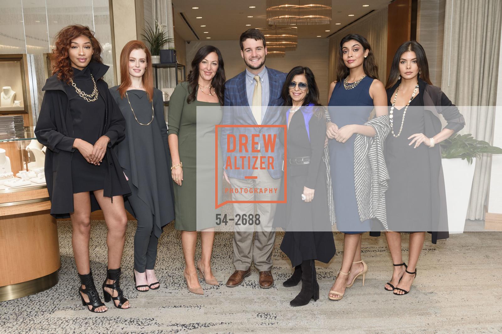 Imani Walton, Moana Holden, Ren Schiffman, Maria Pinto, Ghazal Gill, Leah Morris, Photo #54-2688
