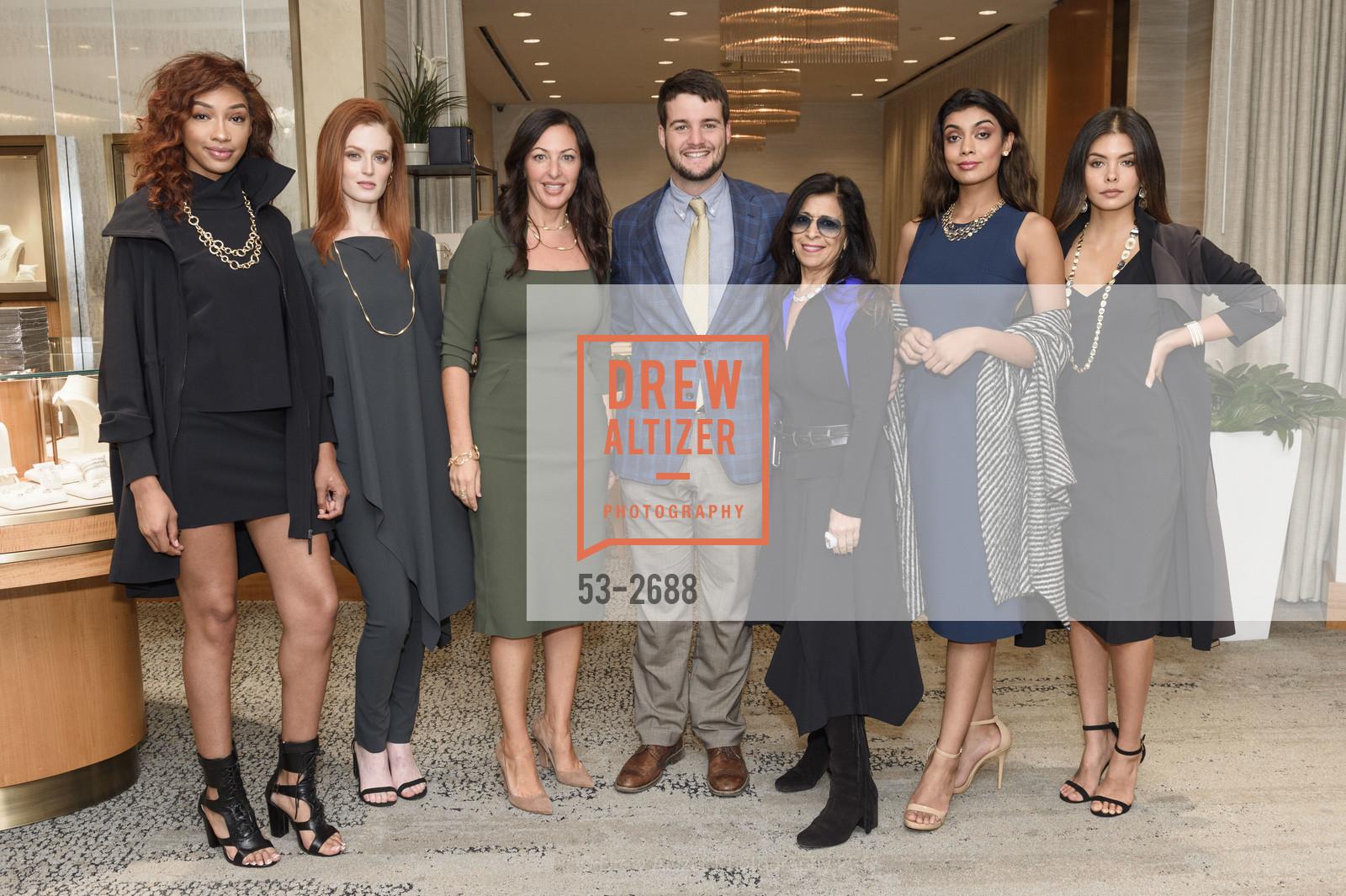 Imani Walton, Moana Holden, Ren Schiffman, Maria Pinto, Ghazal Gill, Leah Morris, Photo #53-2688