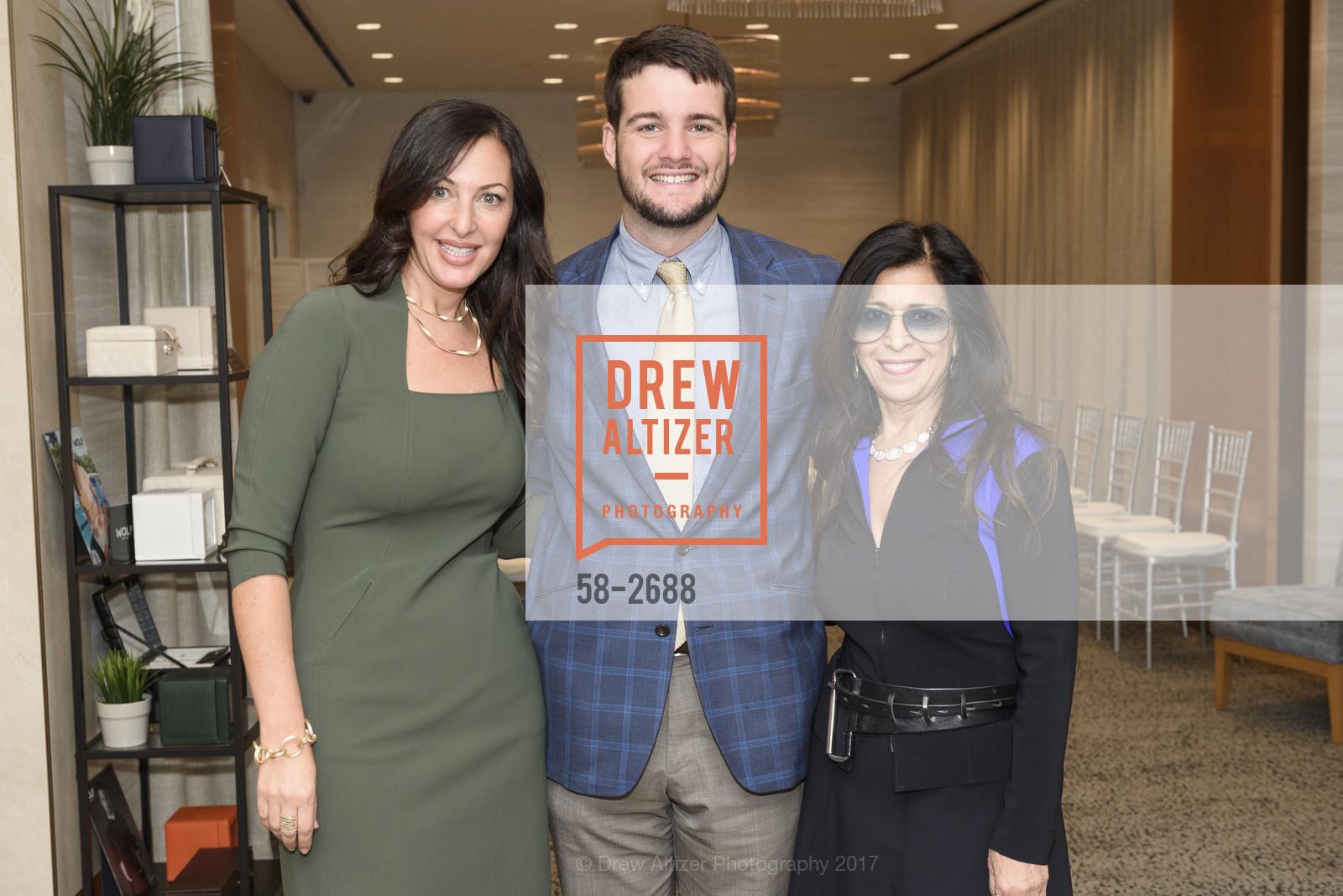 Deborah Cohen, Ren Schiffman, Maria Pinto, Photo #58-2688