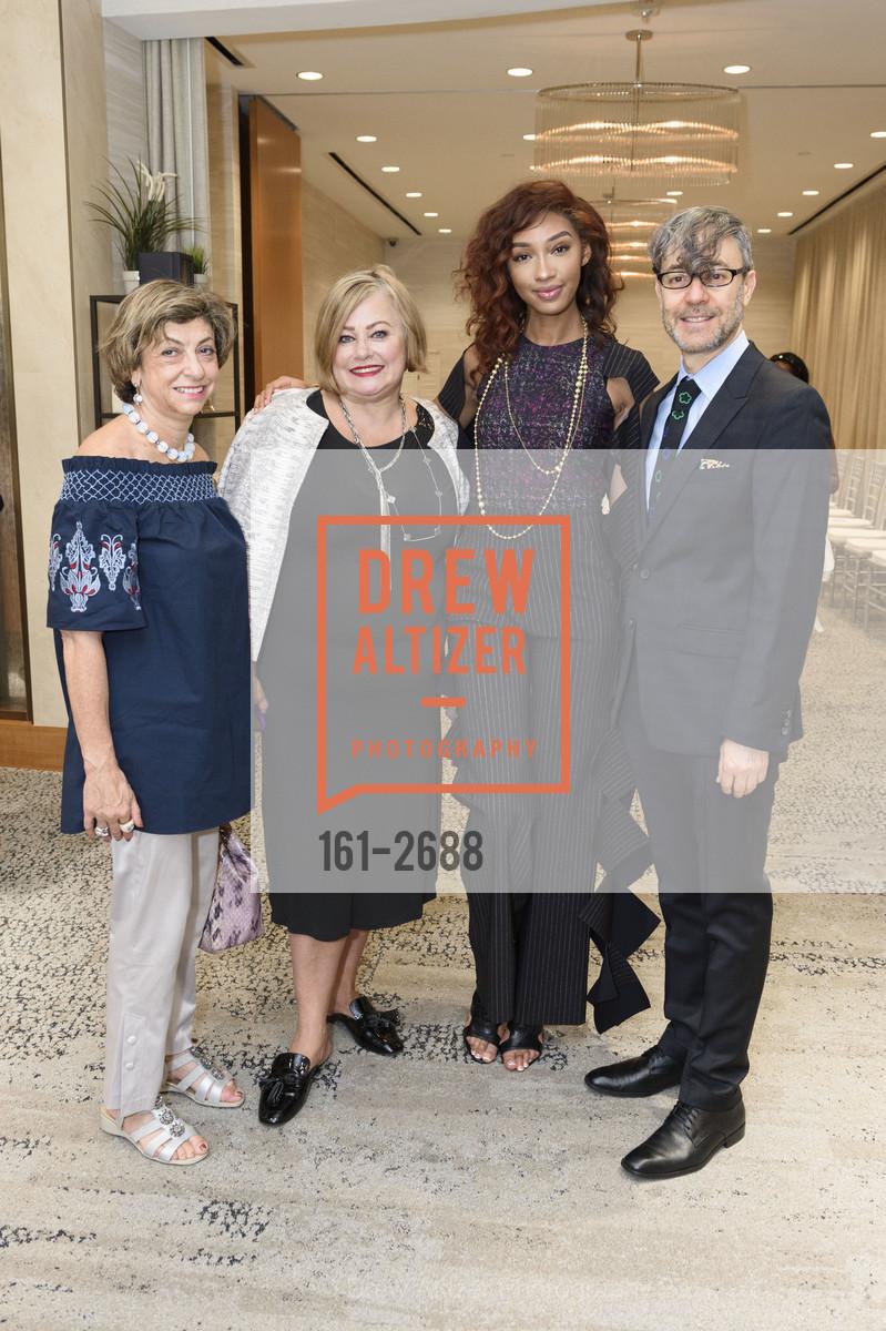 Ludmila Eggleton, Irina Nudelman, Imani Watson, Amir Ilk, Photo #161-2688