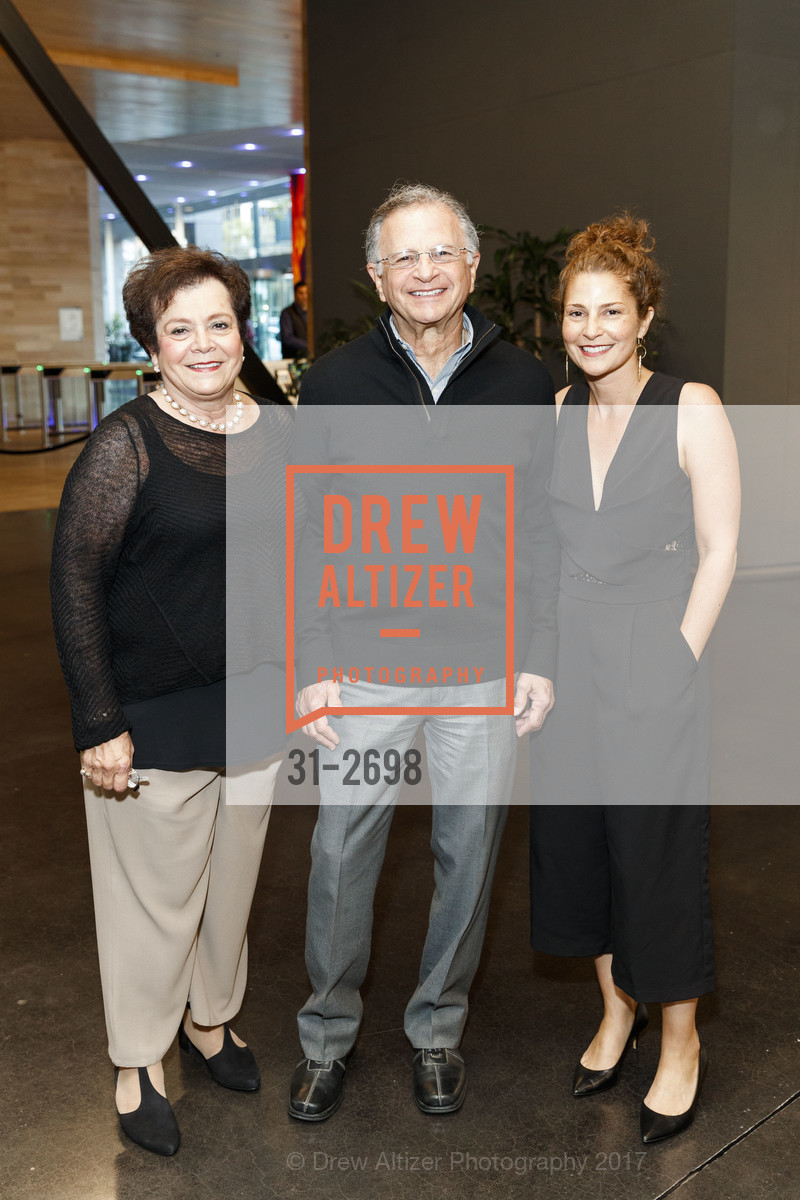 Sharon Rosenblum, Jeff Rosenblum, Jill Tidman, Photo #31-2698
