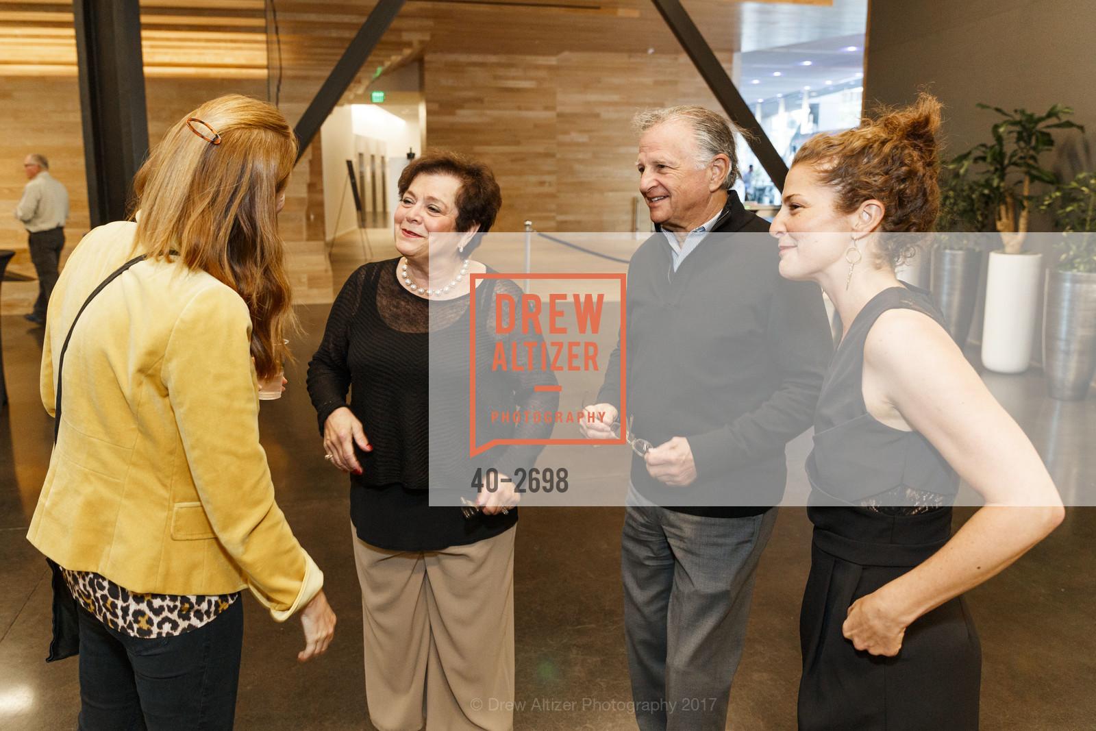 Kyle Redford, Sharon Rosenblum, Jeff Rosenblum, Jill Tidman, Photo #40-2698