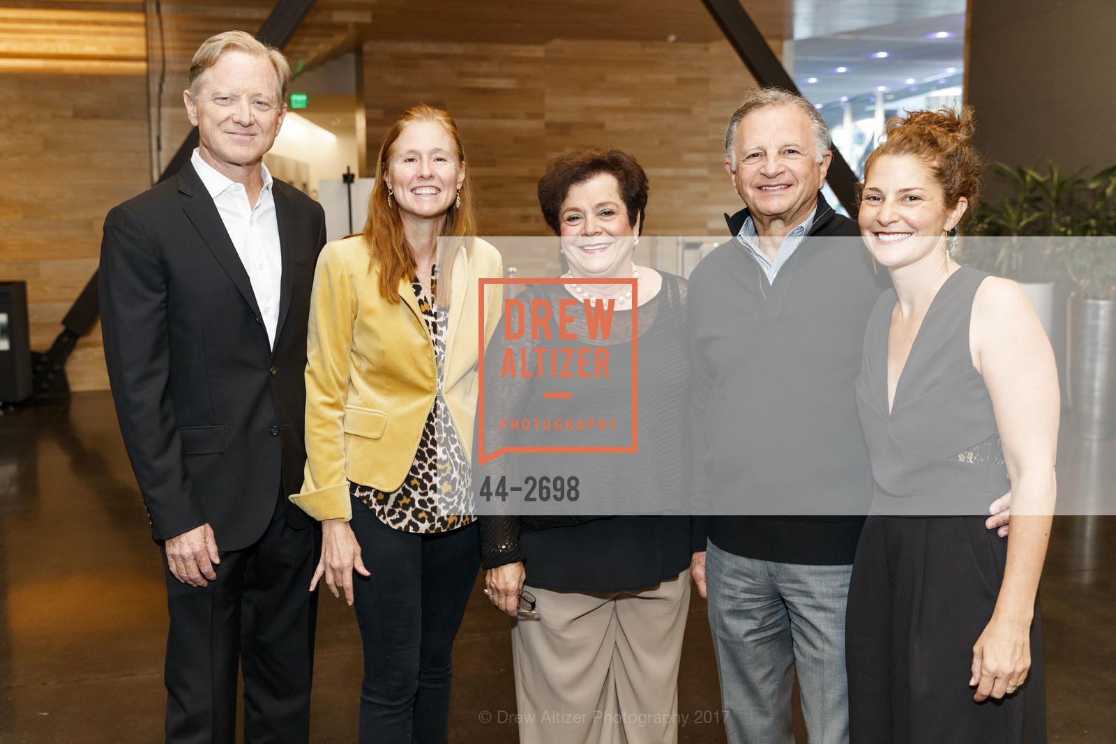 Jamie Redford, Kyle Redford, Sharon Rosenblum, Jeff Rosenblum, Jill Tidman, Photo #44-2698