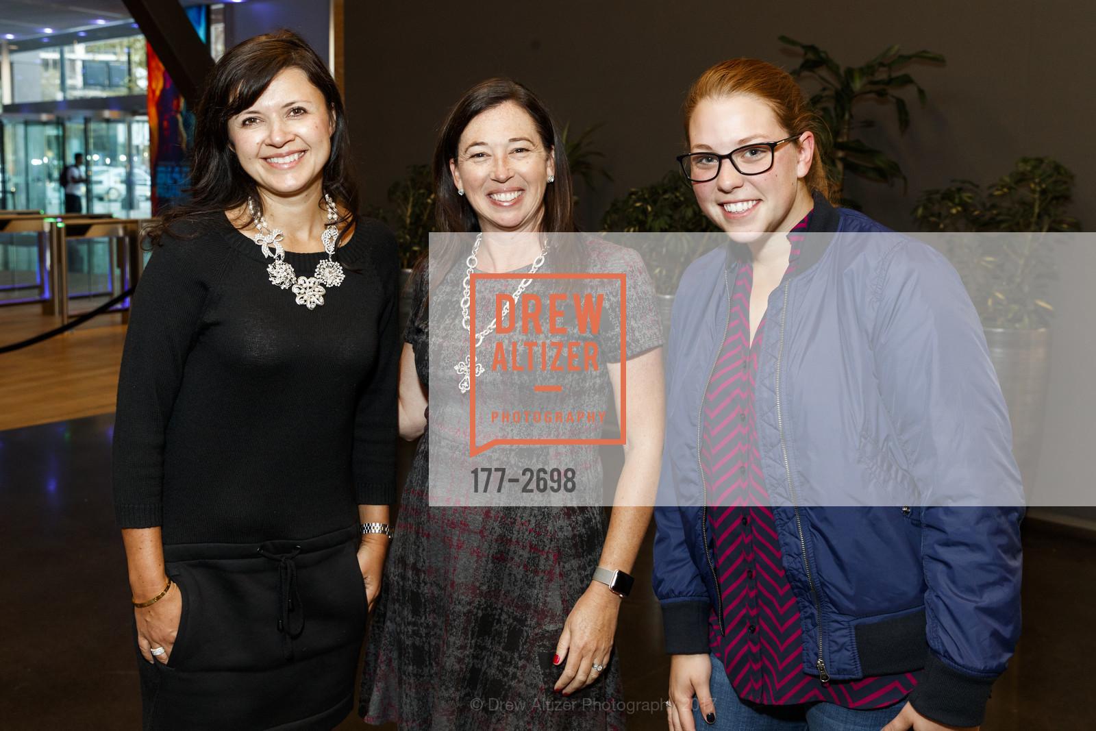 Natalia Sandin, Jennifer Bocock, Gentry Bennett, Photo #177-2698