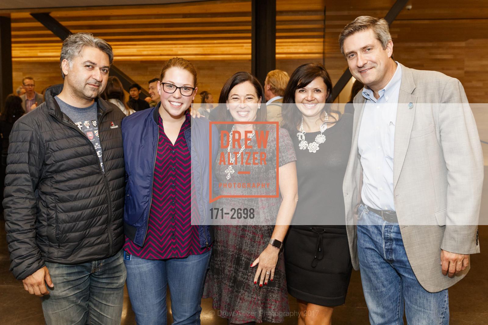 Hooman Khalili, Gentry Bennett, Jennifer Bocock, Natalie Sandin, Chris Kelly, Photo #171-2698