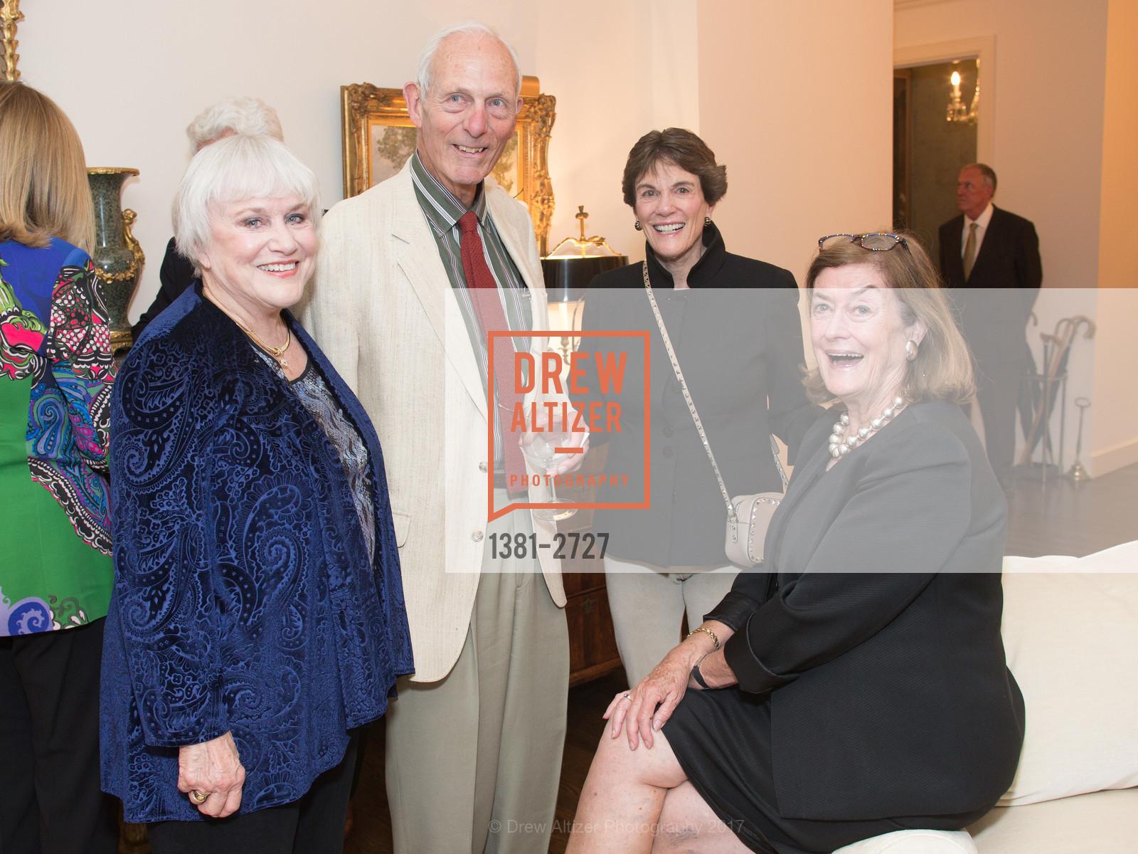 BeBe Trinkner, Roger Trinkner, Glennie Eisele, Susan Pelosi, Photo #1381-2727