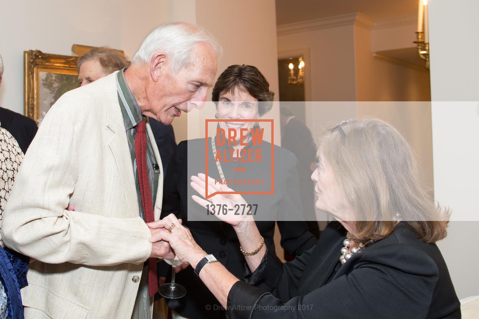 Roger Trinkner, Glennie Eisele, Susan Pelosi, Photo #1376-2727