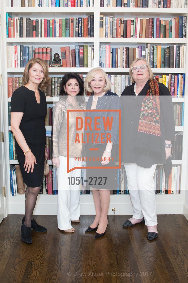 Kaye Woods, Deborah Mann, Gretchen Kimball, Donna Miller Casey, Photo #1051-2727