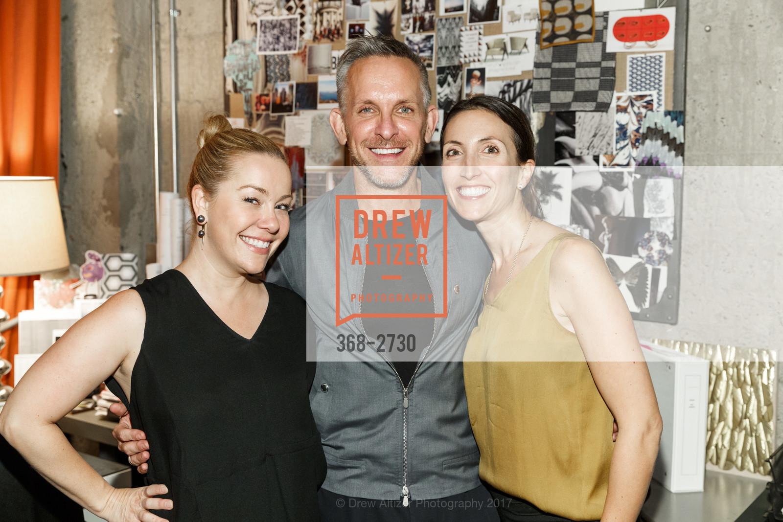 Aurelie MacDonald, Jay Jeffers, Cathy Nasser, Photo #368-2730