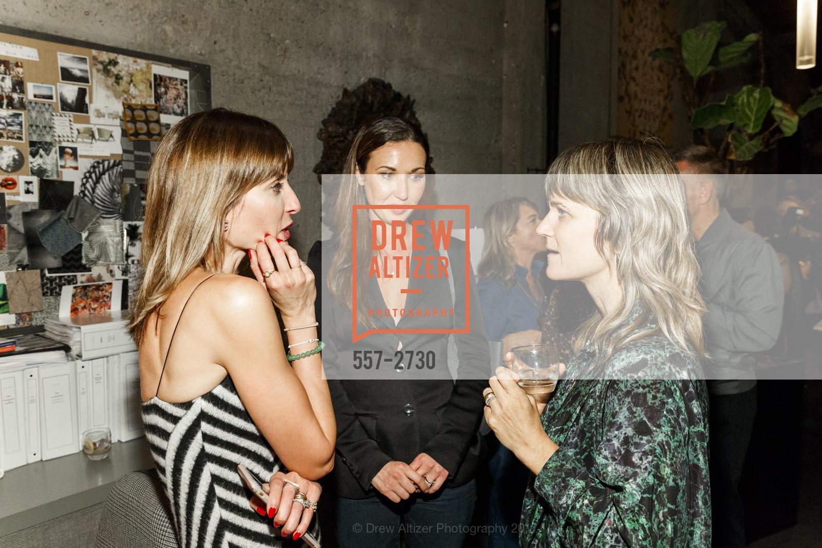 Mary Gonsalves Kinney, Camilla Papale, Heidi Ware, Photo #557-2730