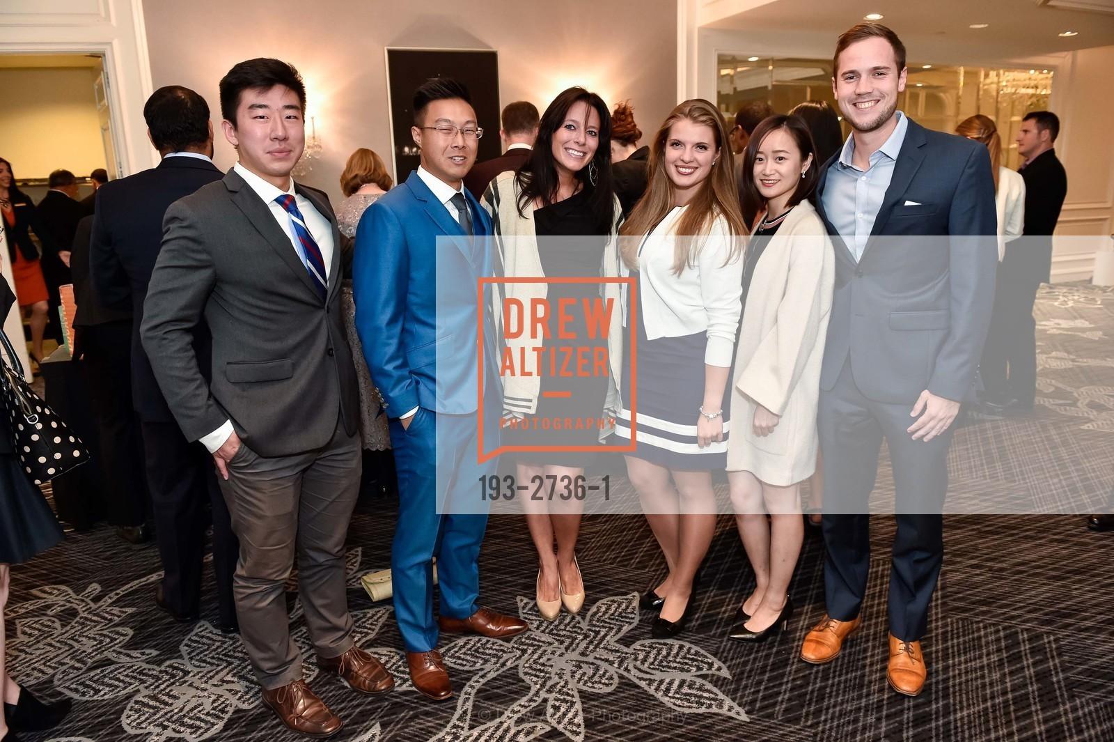 Lawrence Dong, George Liaw, Jennifer Majtan, Ivanna Ivanitska, Eva Gao, Ken Golonka, Photo #193-2736-1