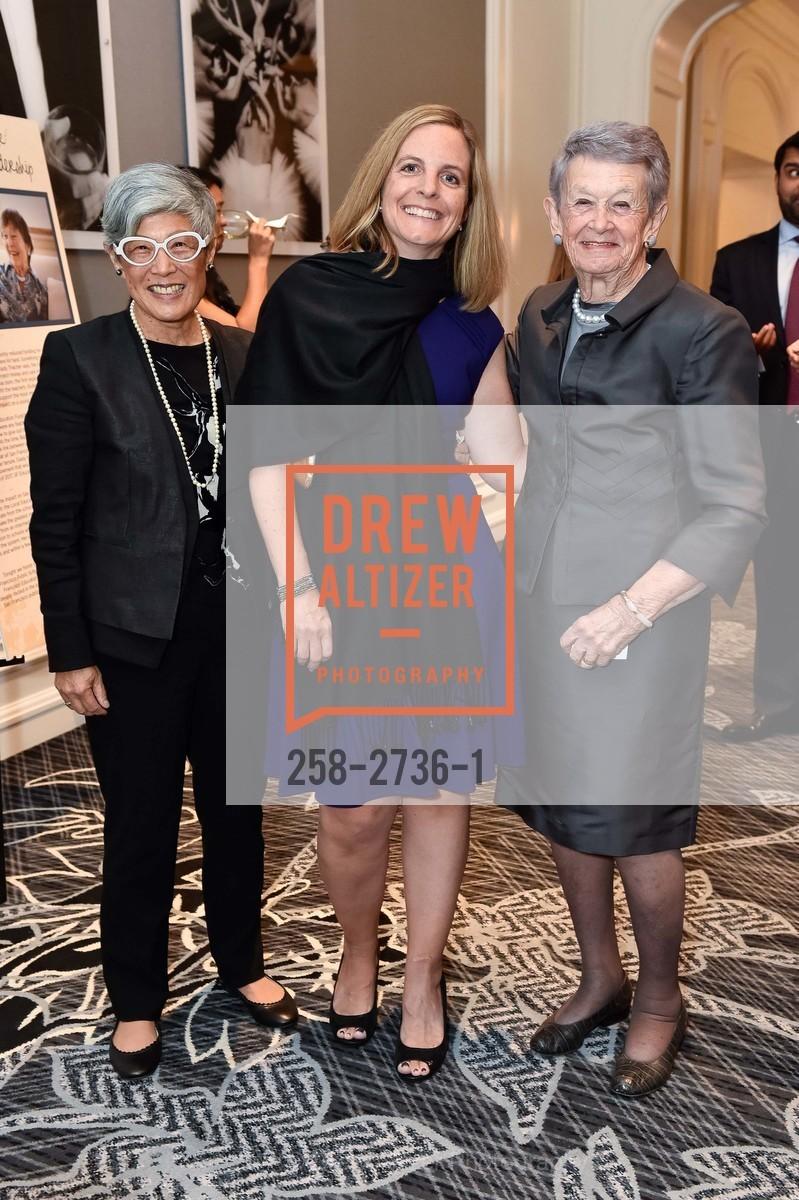 Kathy Turner, Erika Coplon, Adele Corvin, Photo #258-2736-1