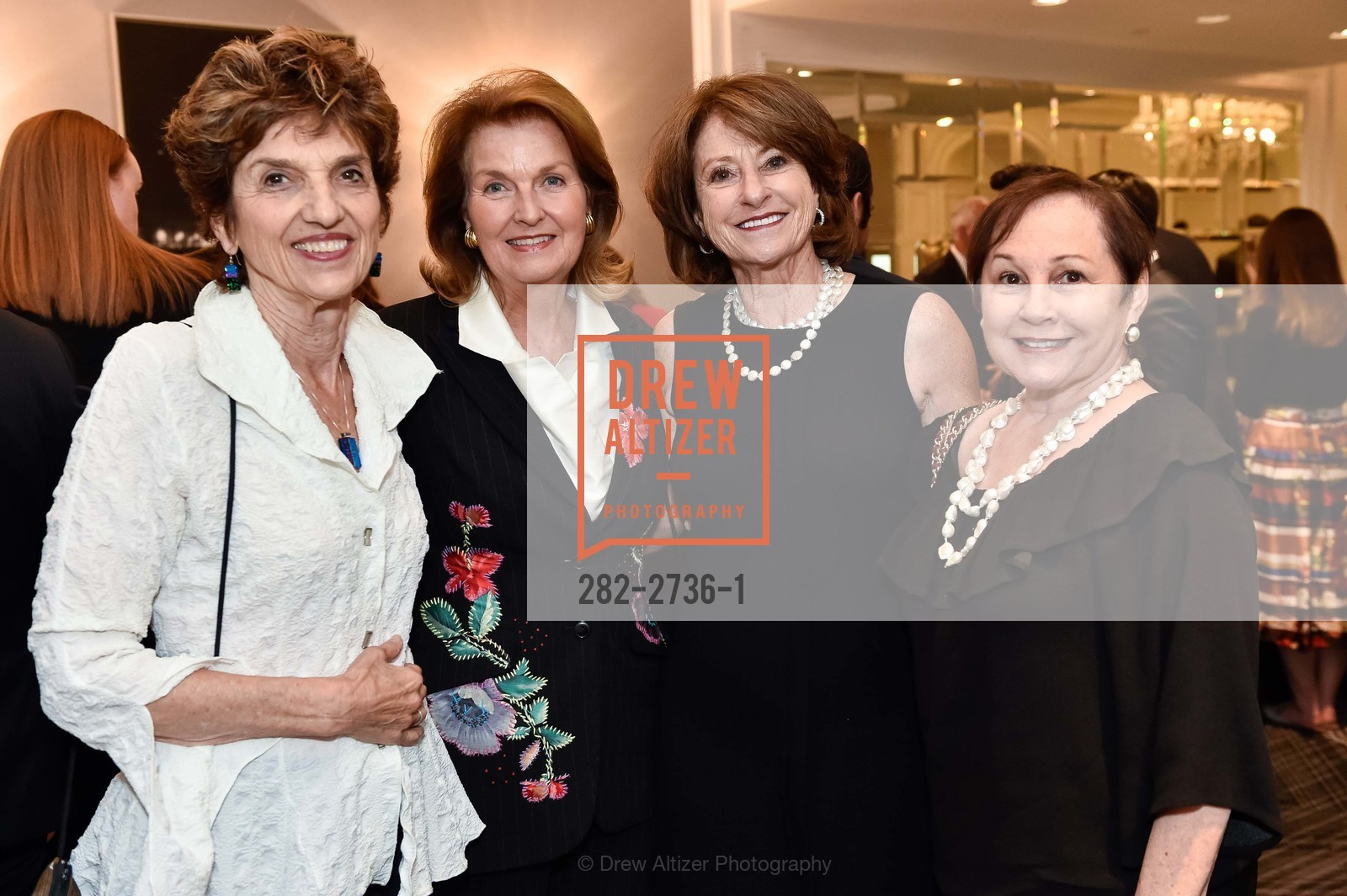 Lynn Wintergross, JaMel Perkins, Judy Grossman, Judy Camp, Photo #282-2736-1