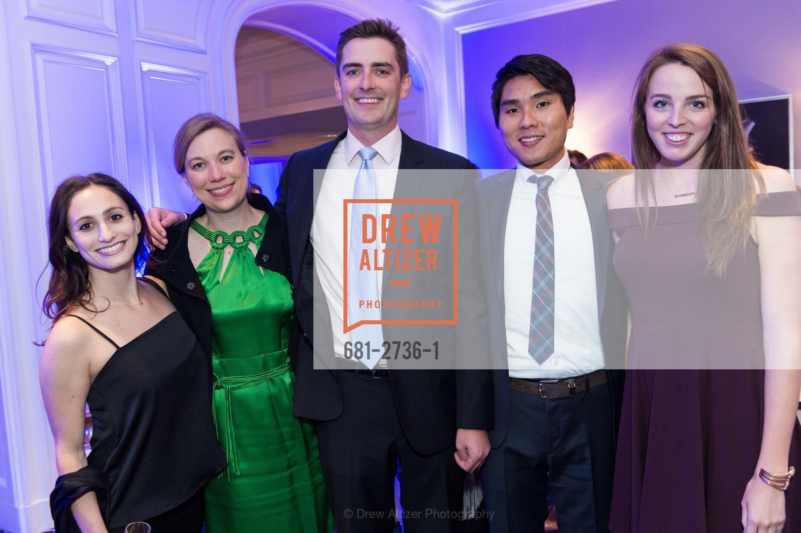 Laura Sack, Josie Chiles, Ian Dunckel, Danny Chang, Emily Hudson, Photo #681-2736-1