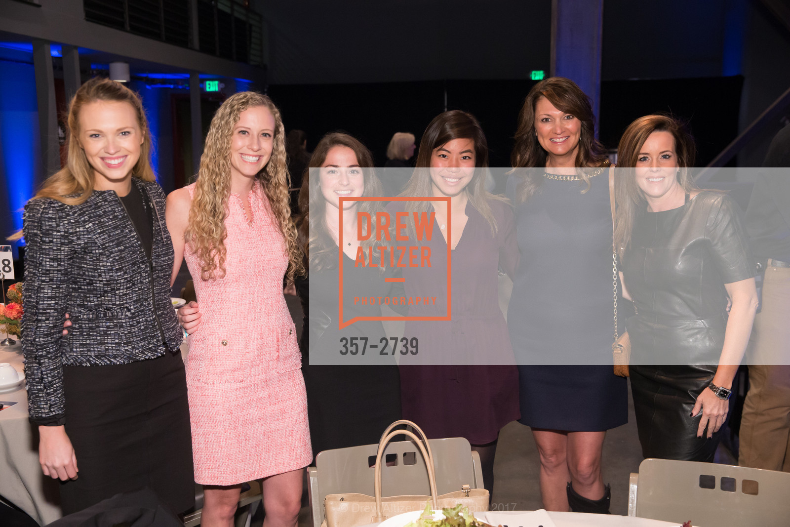 Carly Webster, Kerry Deichen, Laura Posylkin, Alice Zheng, Tracy Webster, Kirsten Fell, Photo #357-2739