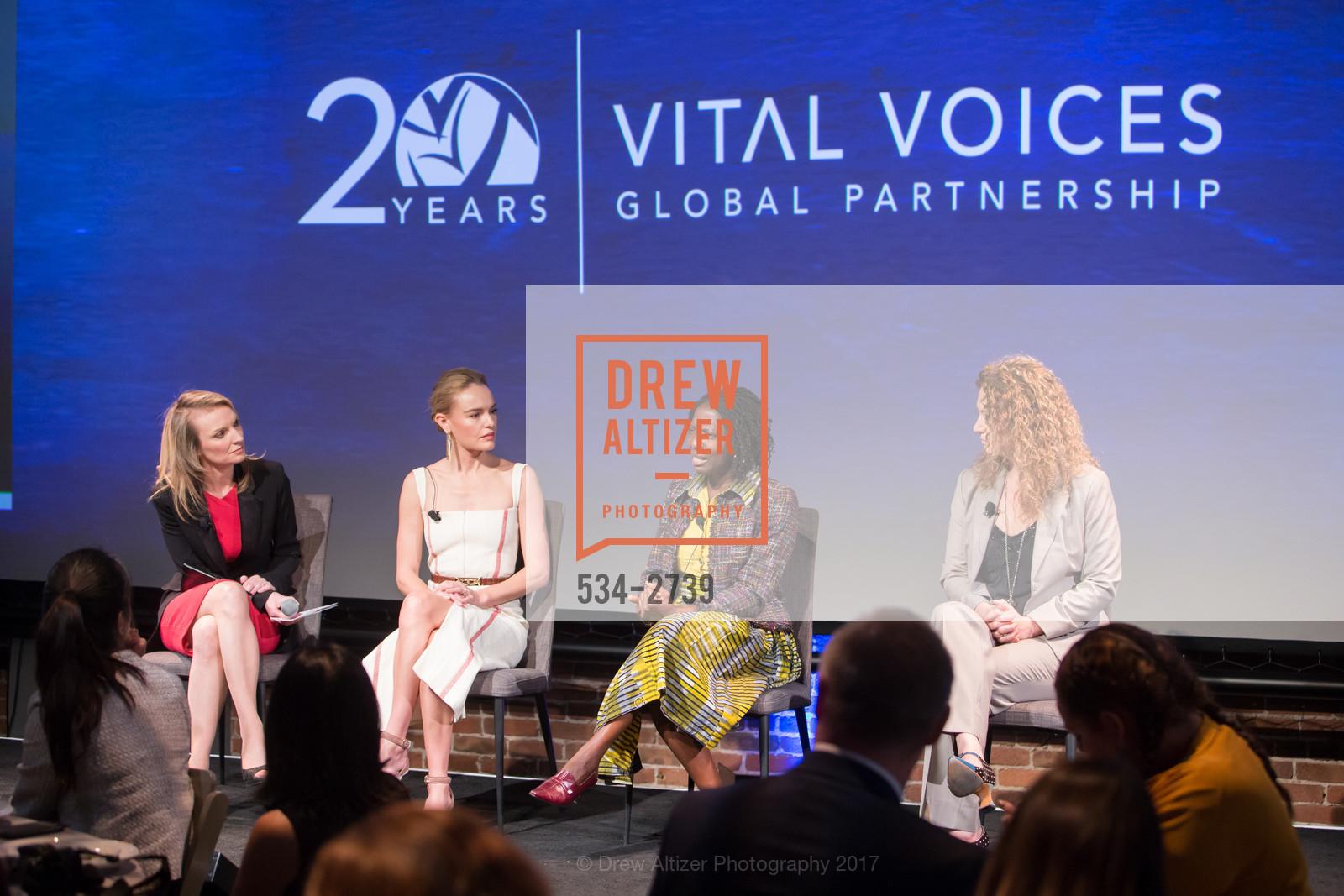 Alyse Nelson, Kate Bosworth, Agnes Igoye, Jessica Hubley, Photo #534-2739