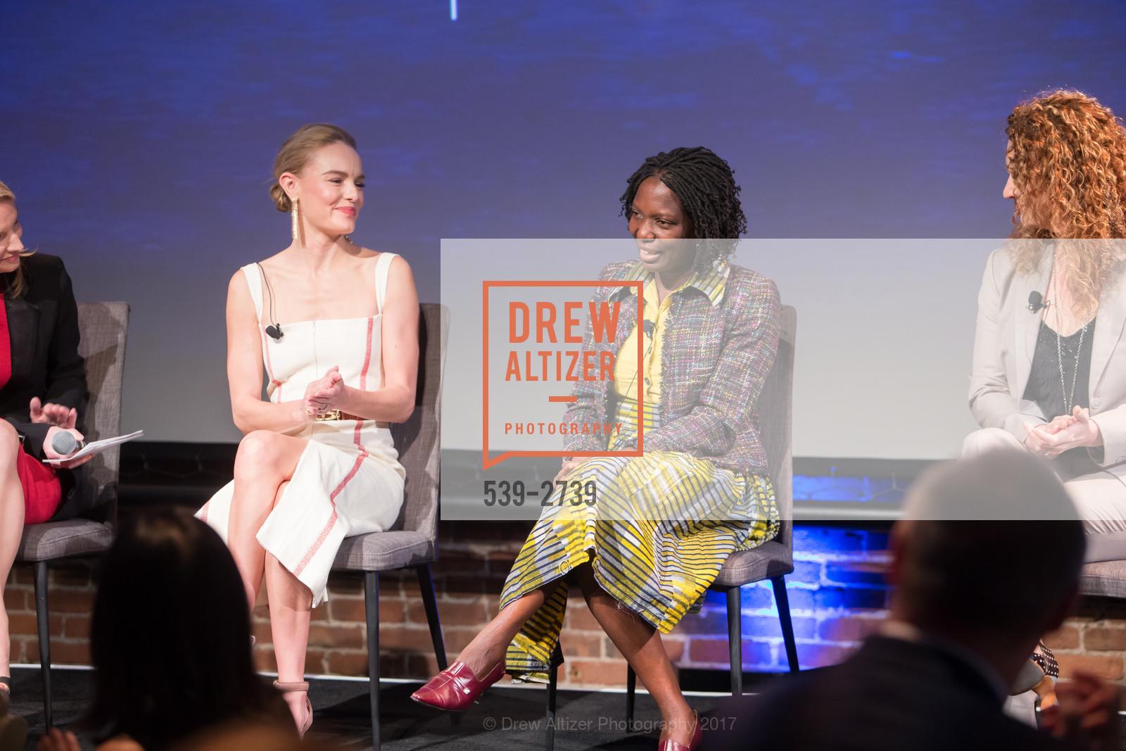 Alyse Nelson, Kate Bosworth, Agnes Igoye, Jessica Hubley, Photo #539-2739