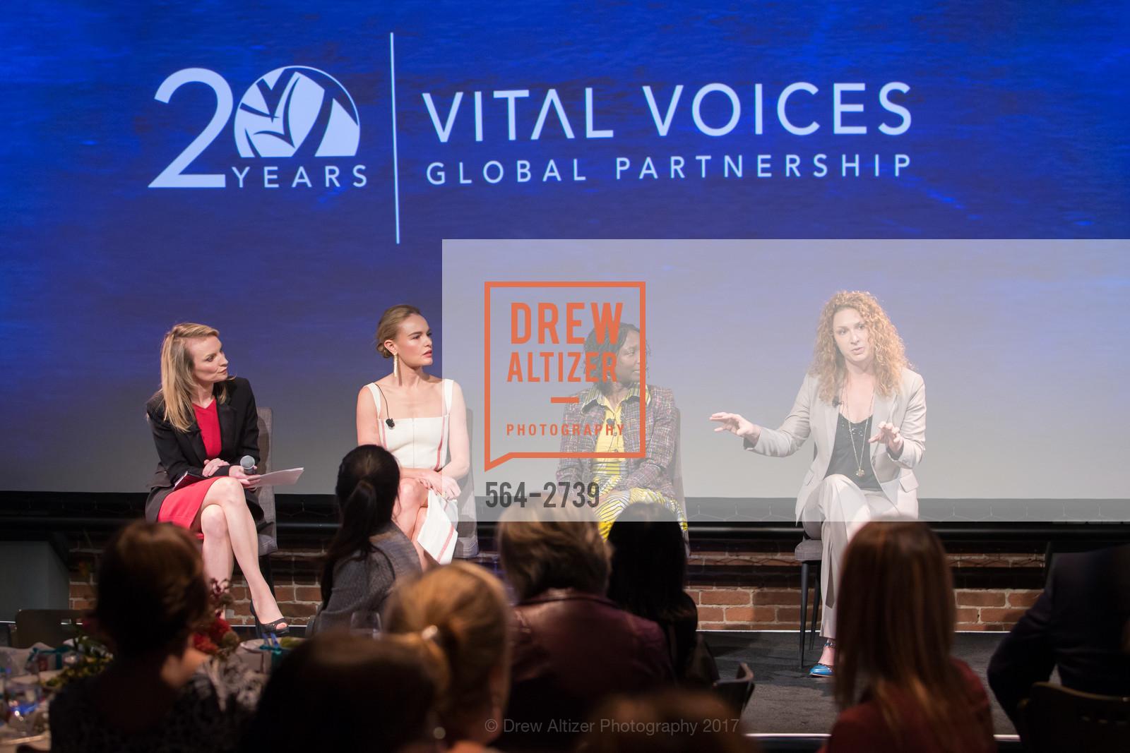 Alyse Nelson, Kate Bosworth, Agnes Igoye, Jessica Hubley, Photo #564-2739