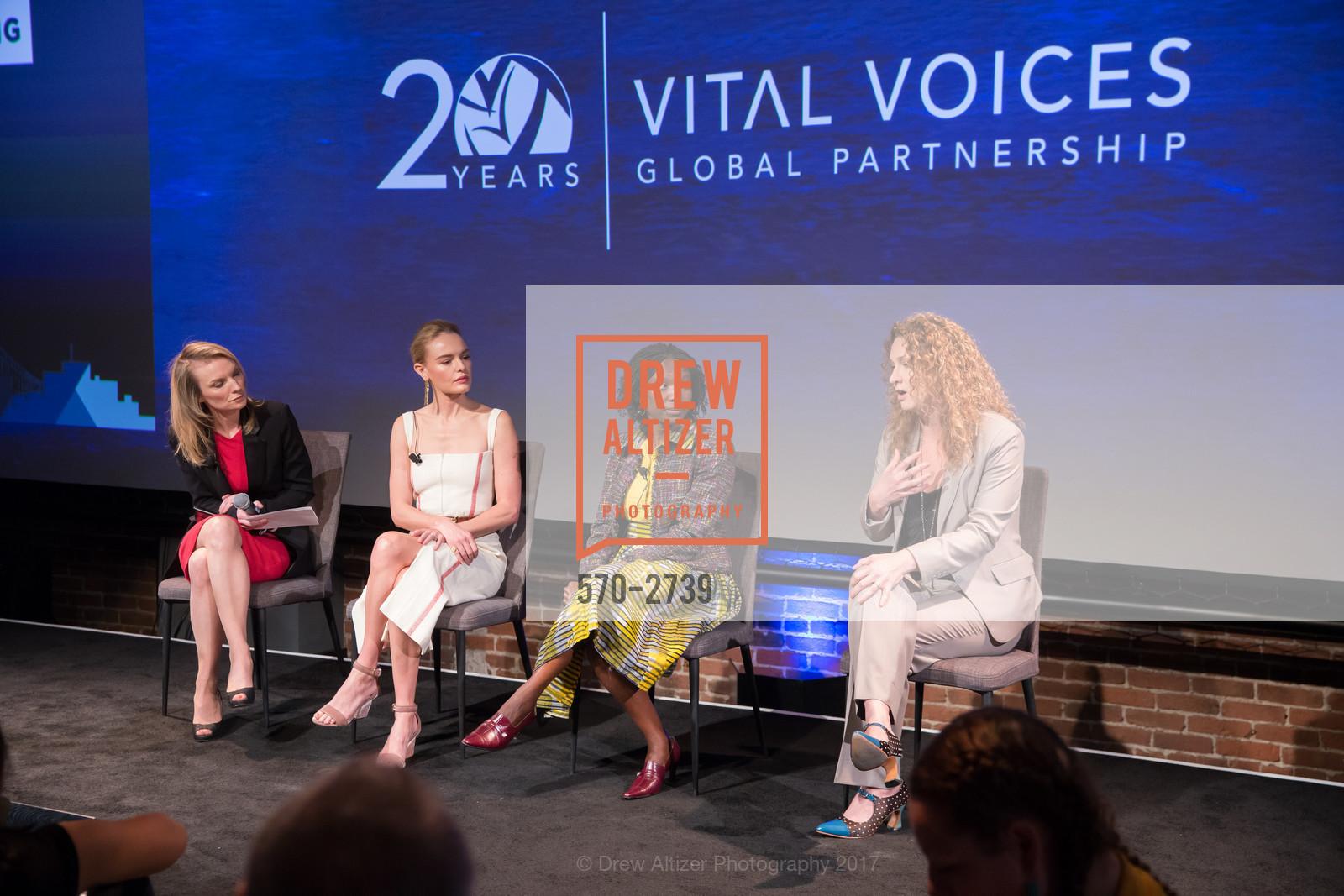 Alyse Nelson, Kate Bosworth, Agnes Igoye, Jessica Hubley, Photo #570-2739