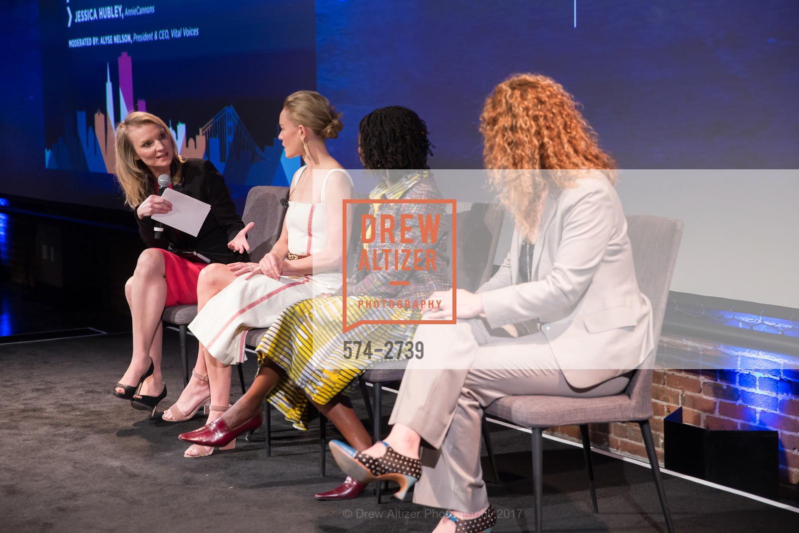 Alyse Nelson, Kate Bosworth, Agnes Igoye, Jessica Hubley, Photo #574-2739