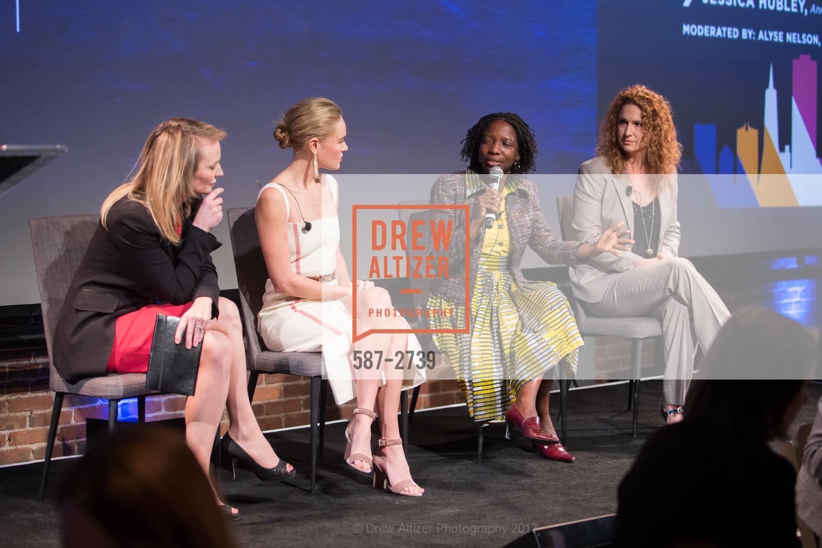 Alyse Nelson, Kate Bosworth, Agnes Igoye, Jessica Hubley, Photo #587-2739