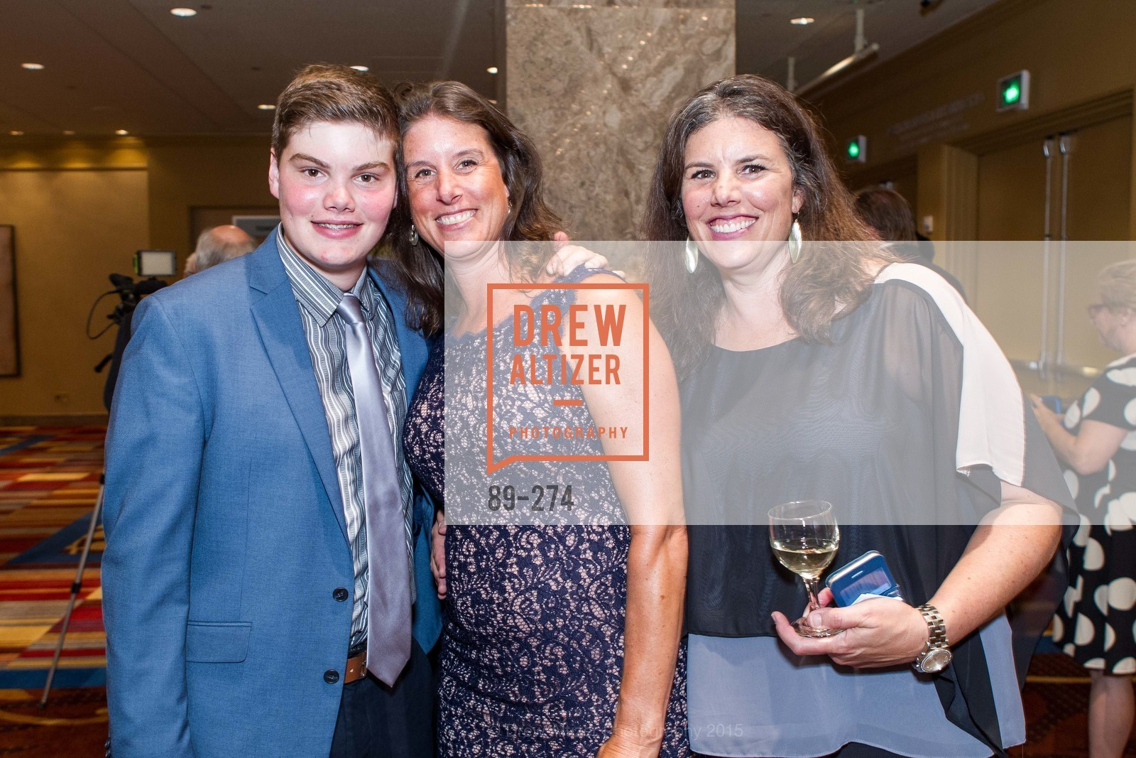 Noah Fox, Alexia Stormo, Elisa Poulos, American Friends of Magen David Adom Inaugural Red Star Gala, Hilton Union Square. 333 O'Farrell St, August 30th, 2015,Drew Altizer, Drew Altizer Photography, full-service agency, private events, San Francisco photographer, photographer california