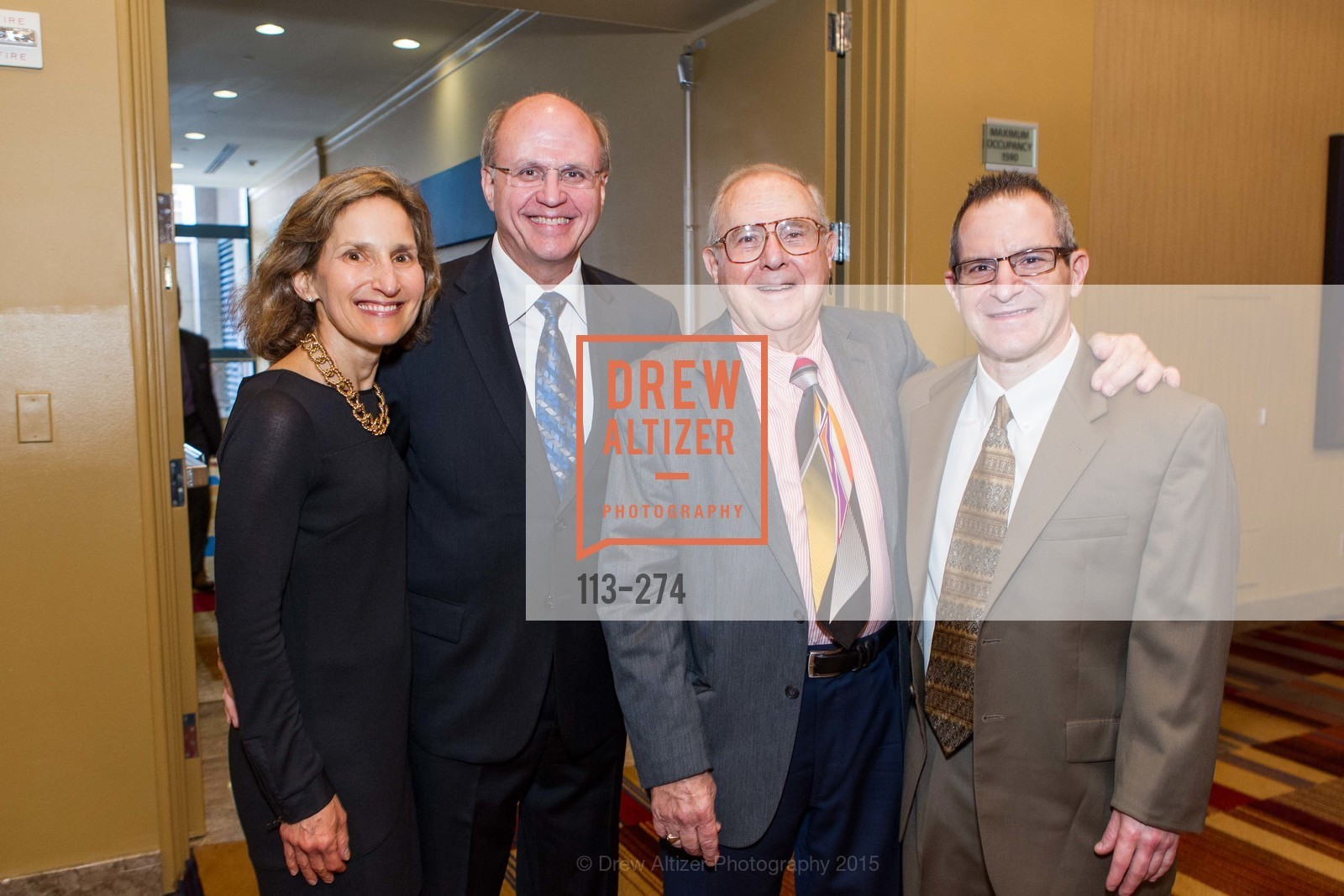 Karen Weil, Howard Weil, Eli Weil, Martin Weil, American Friends of Magen David Adom Inaugural Red Star Gala, Hilton Union Square. 333 O'Farrell St, August 30th, 2015,Drew Altizer, Drew Altizer Photography, full-service agency, private events, San Francisco photographer, photographer california