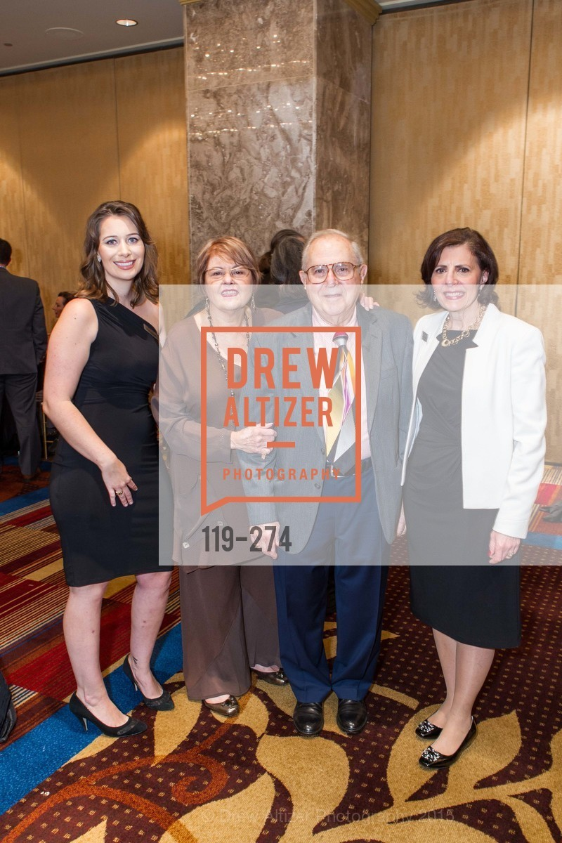 Brooke Spencer, Gail Belz, Eli Weil, Eillene Leistner, American Friends of Magen David Adom Inaugural Red Star Gala, Hilton Union Square. 333 O'Farrell St, August 30th, 2015,Drew Altizer, Drew Altizer Photography, full-service agency, private events, San Francisco photographer, photographer california