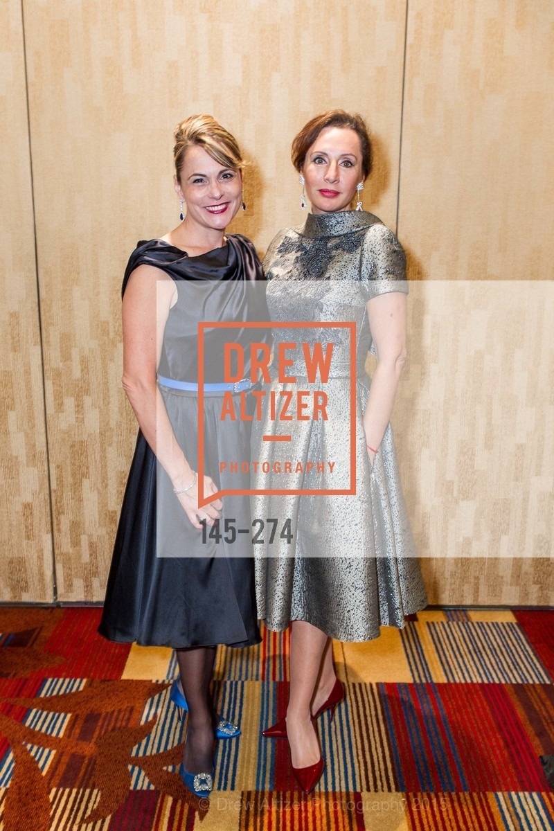 Teresa Rodriguez, Clara Shayevich, American Friends of Magen David Adom Inaugural Red Star Gala, Hilton Union Square. 333 O'Farrell St, August 30th, 2015,Drew Altizer, Drew Altizer Photography, full-service agency, private events, San Francisco photographer, photographer california