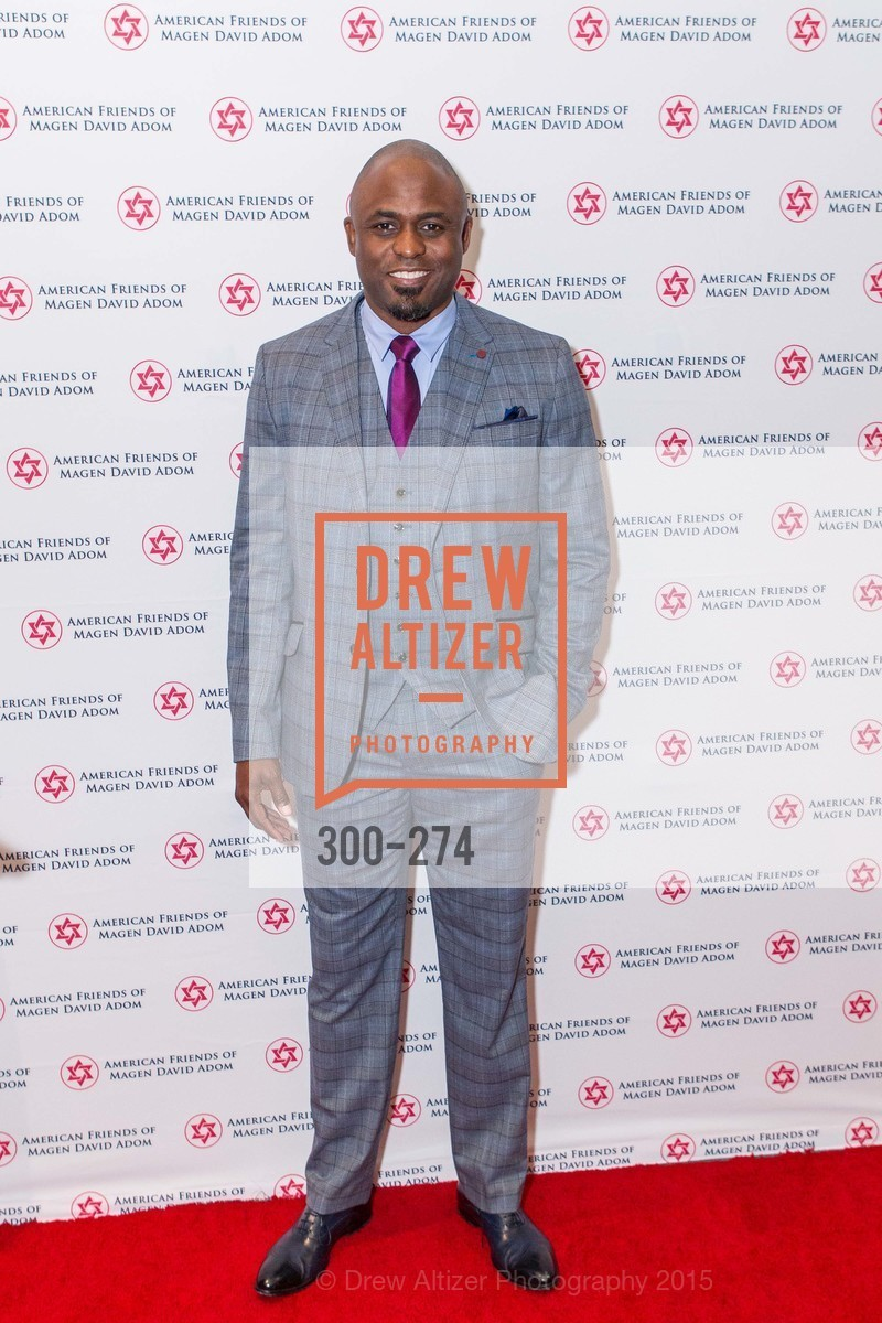 Wayne Brady, American Friends of Magen David Adom Inaugural Red Star Gala, Hilton Union Square. 333 O'Farrell St, August 30th, 2015,Drew Altizer, Drew Altizer Photography, full-service agency, private events, San Francisco photographer, photographer california