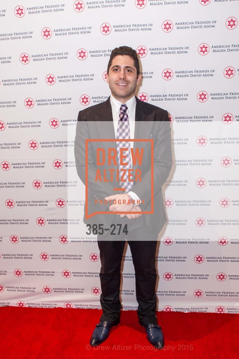 Lior Tamir, American Friends of Magen David Adom Inaugural Red Star Gala, Hilton Union Square. 333 O'Farrell St, August 30th, 2015,Drew Altizer, Drew Altizer Photography, full-service agency, private events, San Francisco photographer, photographer california