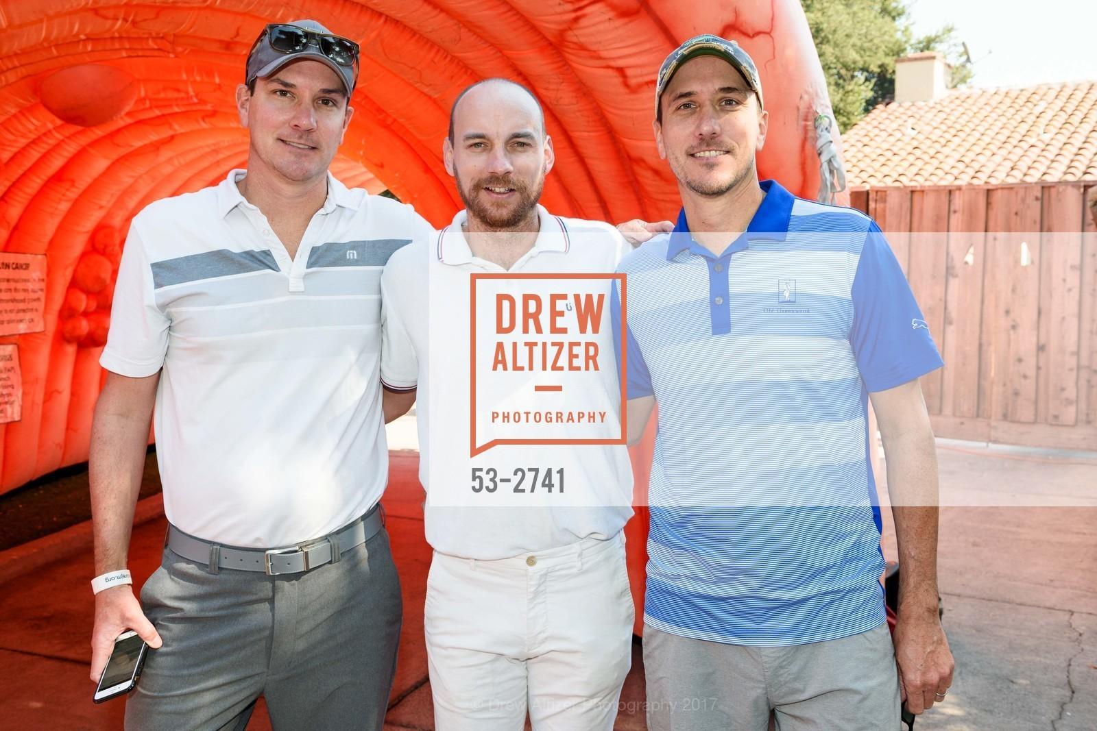 Brent Hauser, Michael Stember, Brad Hauser, Photo #53-2741