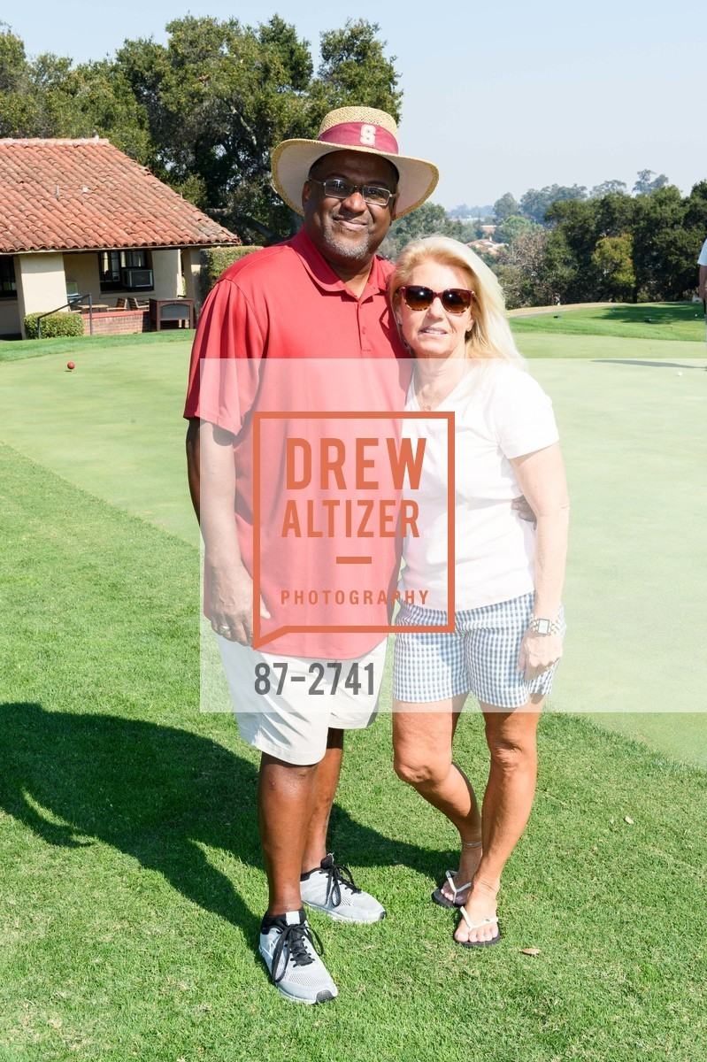 Mike Tolliver, Angie Tolliver, Photo #87-2741