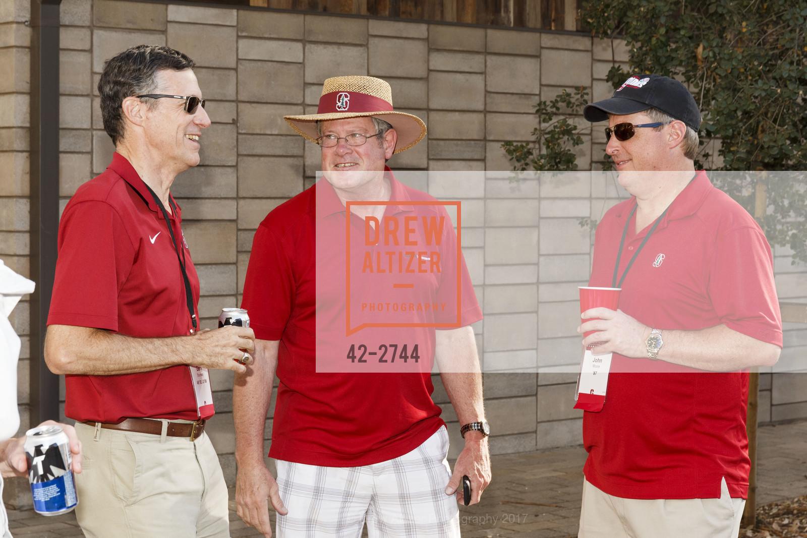 Garry Shemway, Ron O'Rourke, John Moore, Photo #42-2744