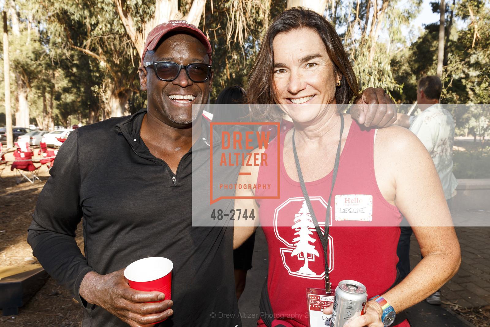 Spike Smith, Leslie Fischer, Photo #48-2744