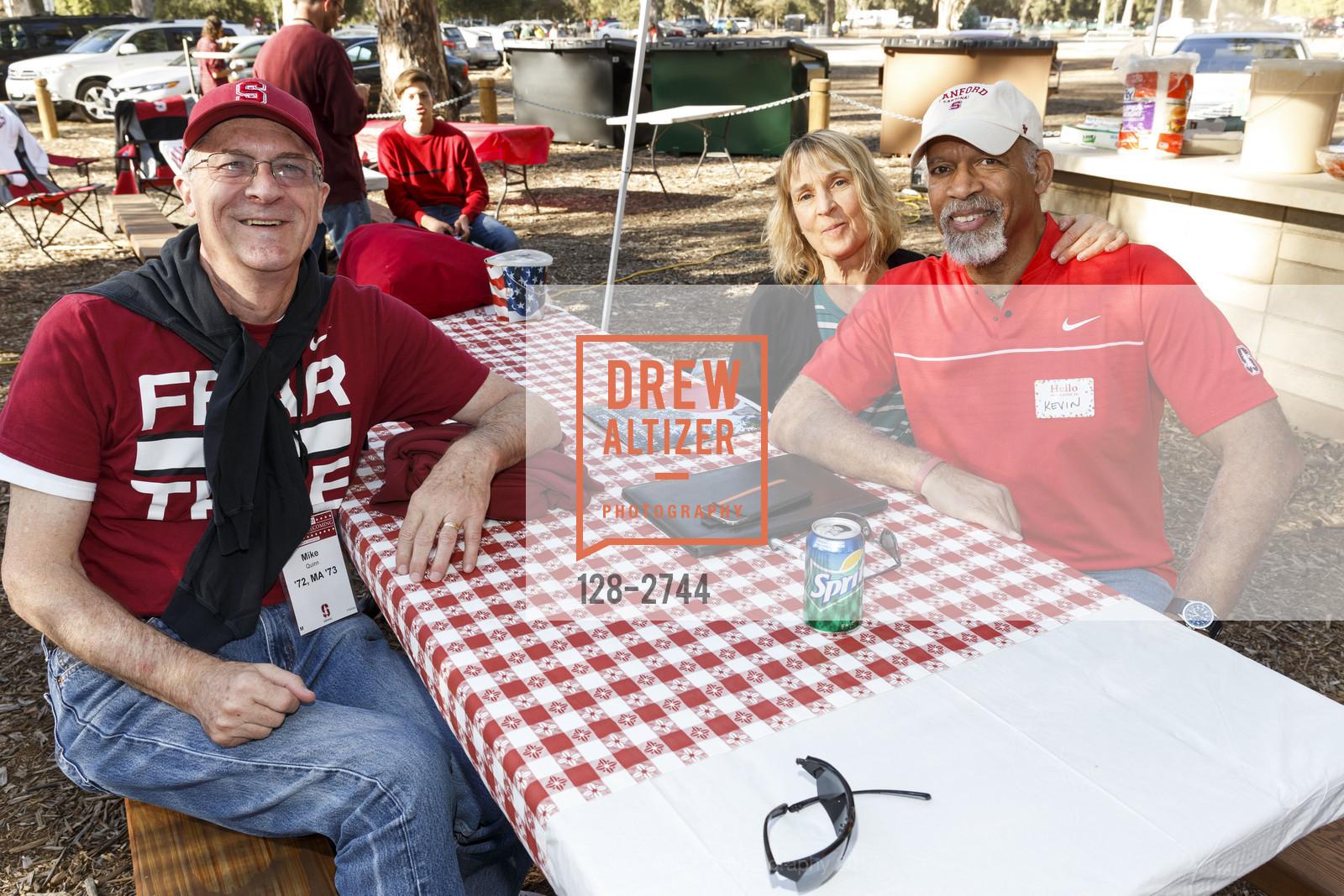 Mike Quinn, Molly Cohan, Kevin Washington, Photo #128-2744