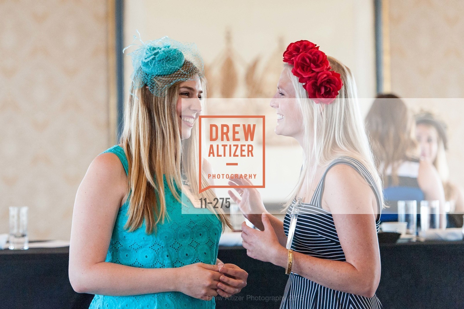 Alyssa Nordstrom, Cortney Frager, Spinsters of San Francisco New Member Tea 2015, The Fairmont Hotel, Crown Room. 950 Mason Street, August 30th, 2015,Drew Altizer, Drew Altizer Photography, full-service agency, private events, San Francisco photographer, photographer california