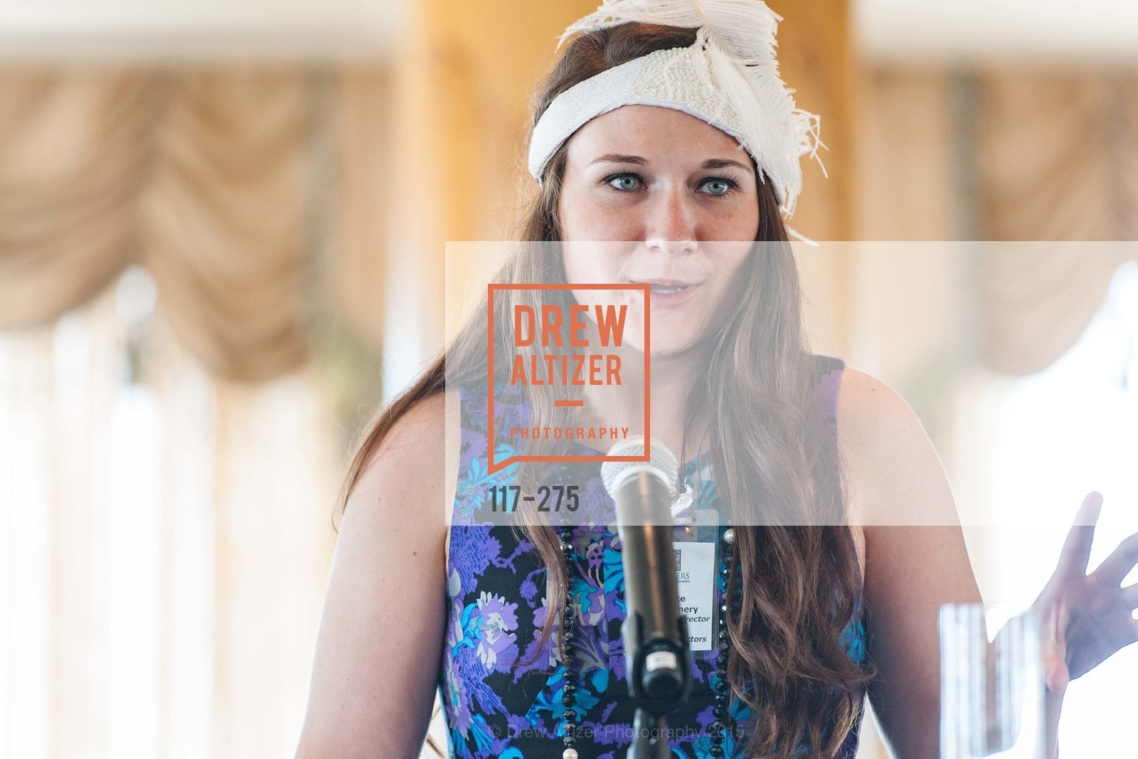 Brooke Montgomery, Spinsters of San Francisco New Member Tea 2015, The Fairmont Hotel, Crown Room. 950 Mason Street, August 30th, 2015,Drew Altizer, Drew Altizer Photography, full-service agency, private events, San Francisco photographer, photographer california