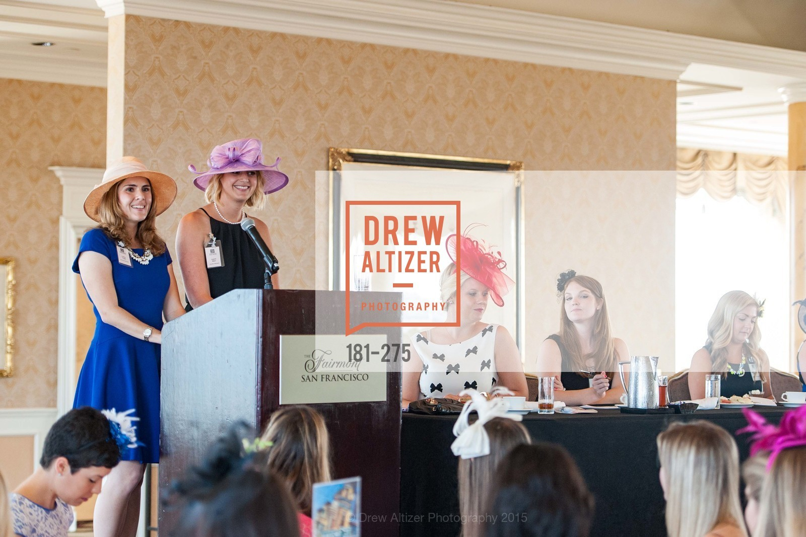 Cailin Todd, Laura Moir, Spinsters of San Francisco New Member Tea 2015, The Fairmont Hotel, Crown Room. 950 Mason Street, August 30th, 2015,Drew Altizer, Drew Altizer Photography, full-service agency, private events, San Francisco photographer, photographer california