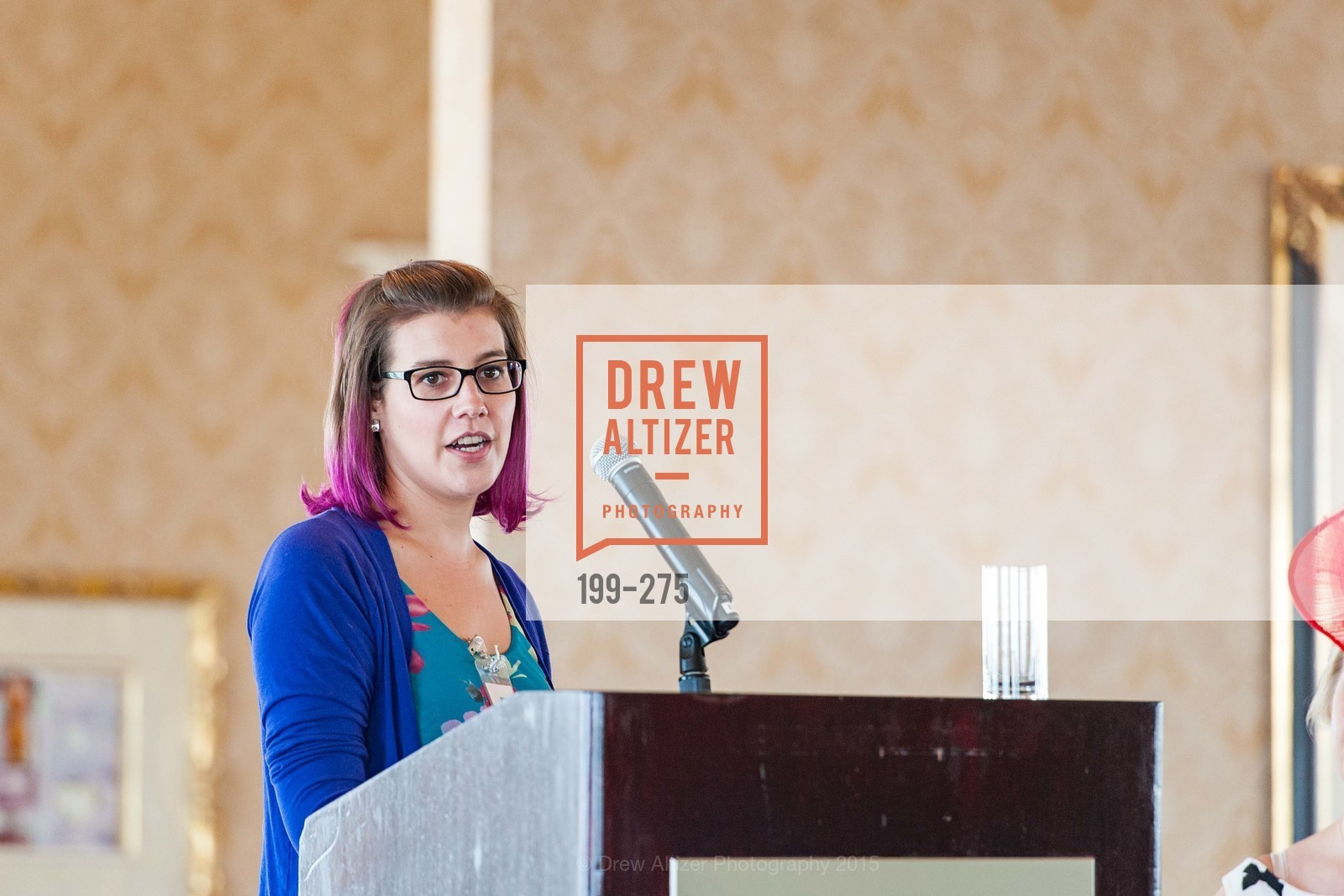 Jeanette LeFevre, Spinsters of San Francisco New Member Tea 2015, The Fairmont Hotel, Crown Room. 950 Mason Street, August 30th, 2015,Drew Altizer, Drew Altizer Photography, full-service agency, private events, San Francisco photographer, photographer california